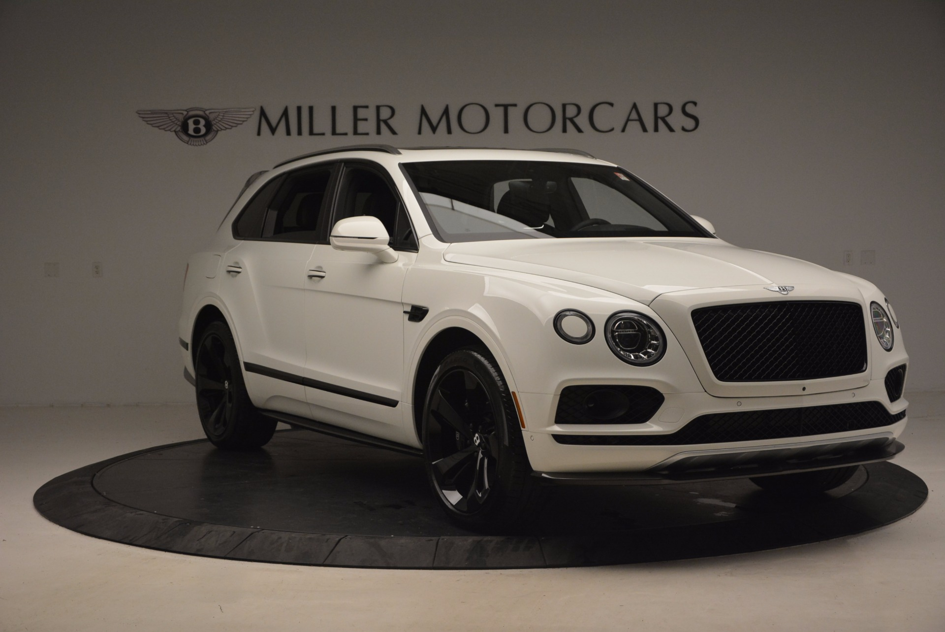 New 2018 Bentley Bentayga Black Edition For Sale In Greenwich, CT 1260_p11