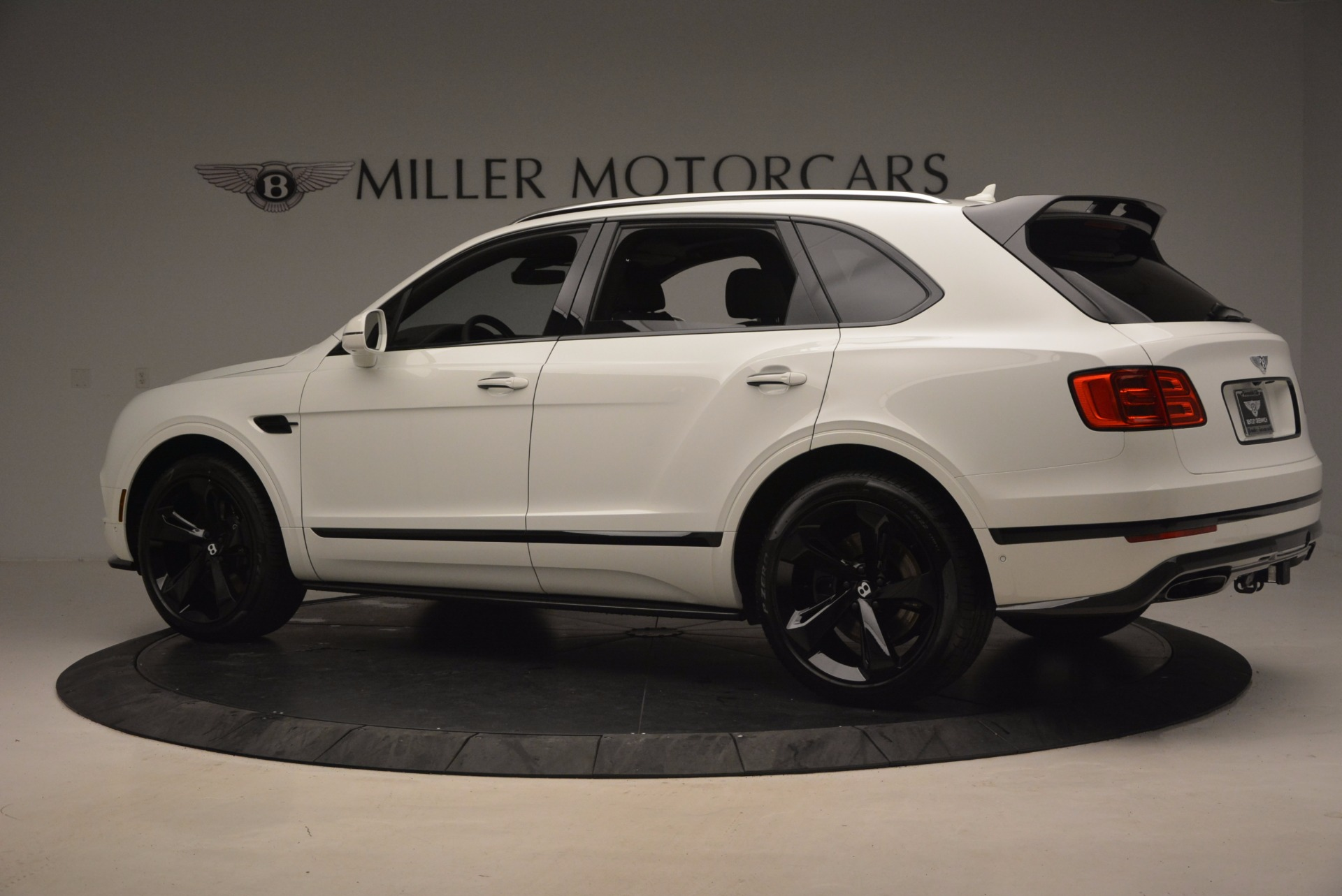 New 2018 Bentley Bentayga Black Edition For Sale In Greenwich, CT 1260_p3