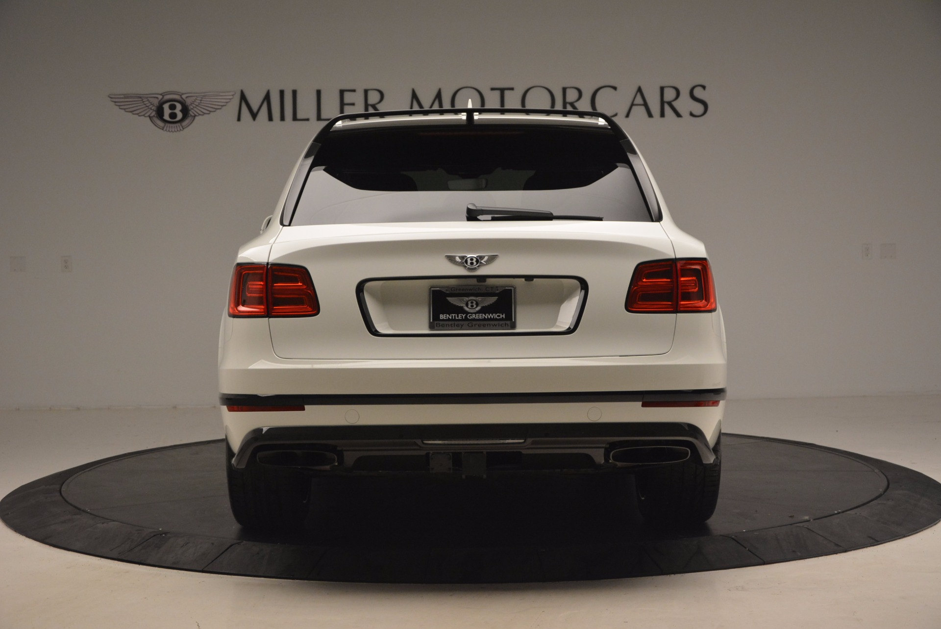 New 2018 Bentley Bentayga Black Edition For Sale In Greenwich, CT 1260_p6