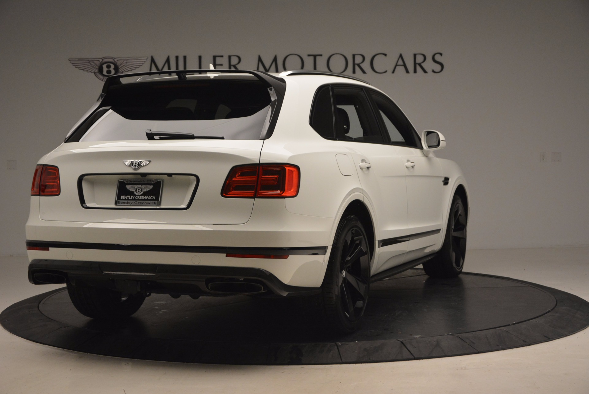 New 2018 Bentley Bentayga Black Edition For Sale In Greenwich, CT 1260_p7
