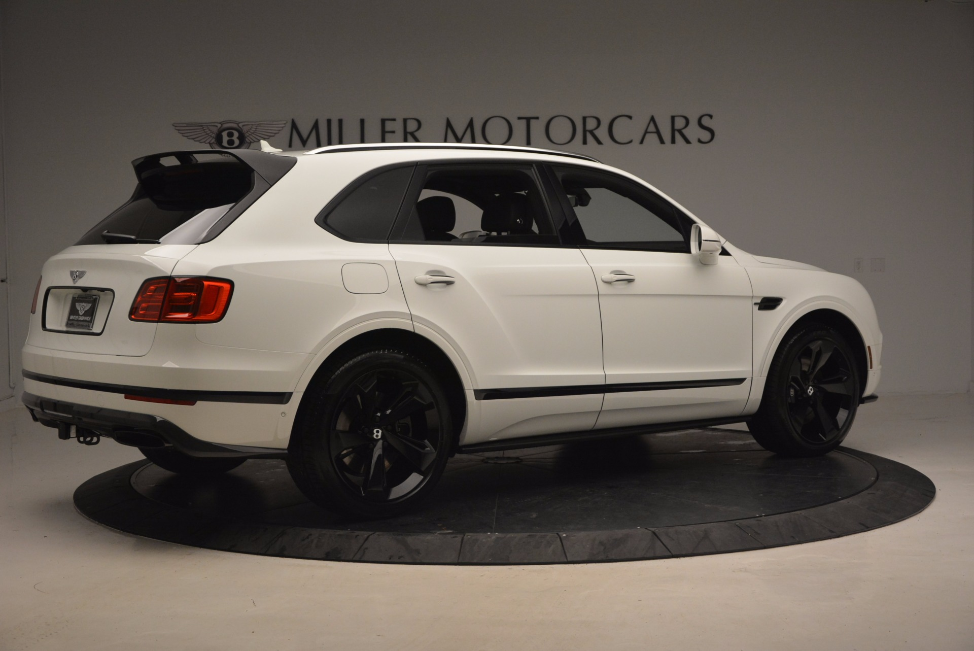 New 2018 Bentley Bentayga Black Edition For Sale In Greenwich, CT 1260_p8