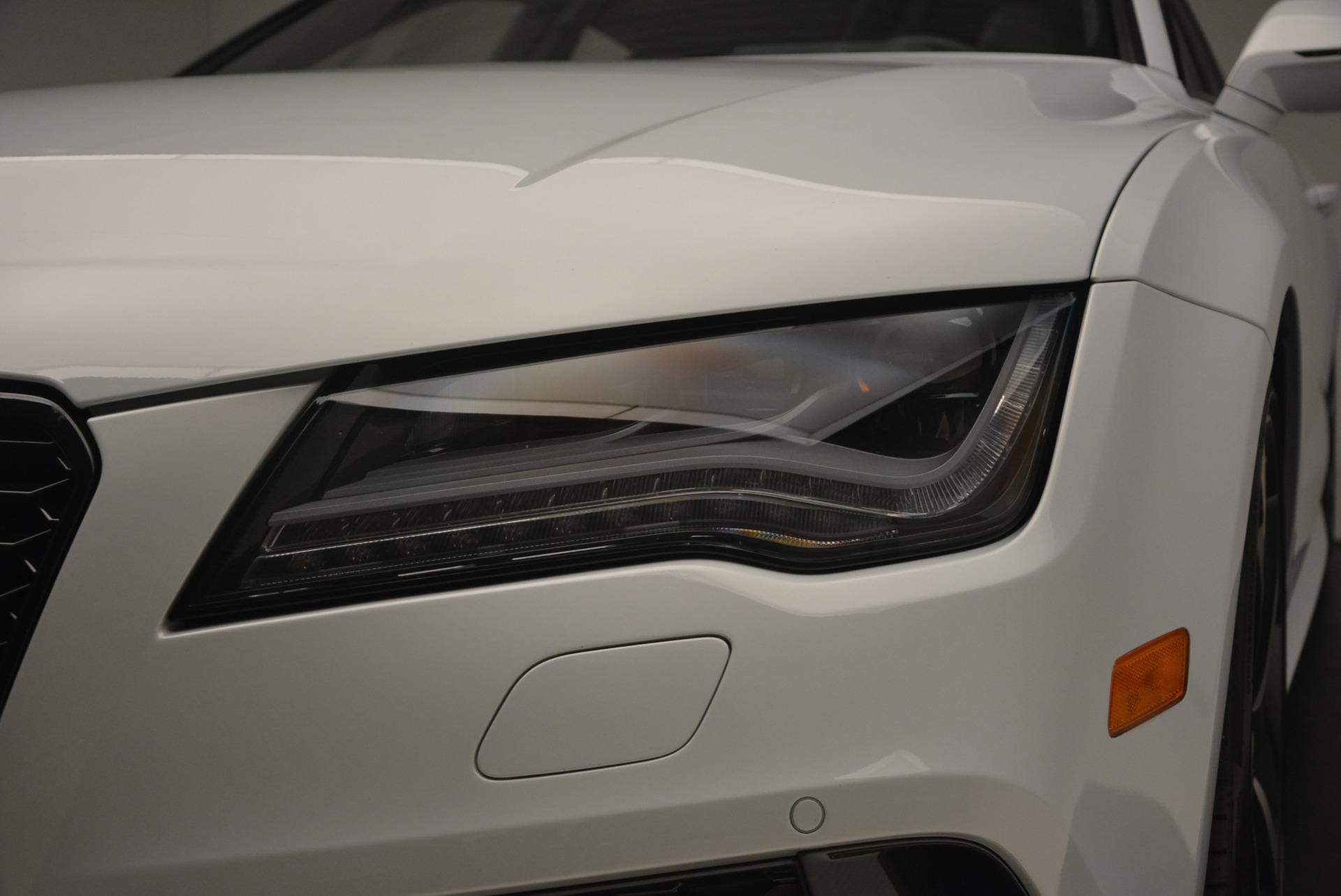 Used 2014 Audi RS 7 4.0T quattro Prestige For Sale In Greenwich, CT 1262_p16
