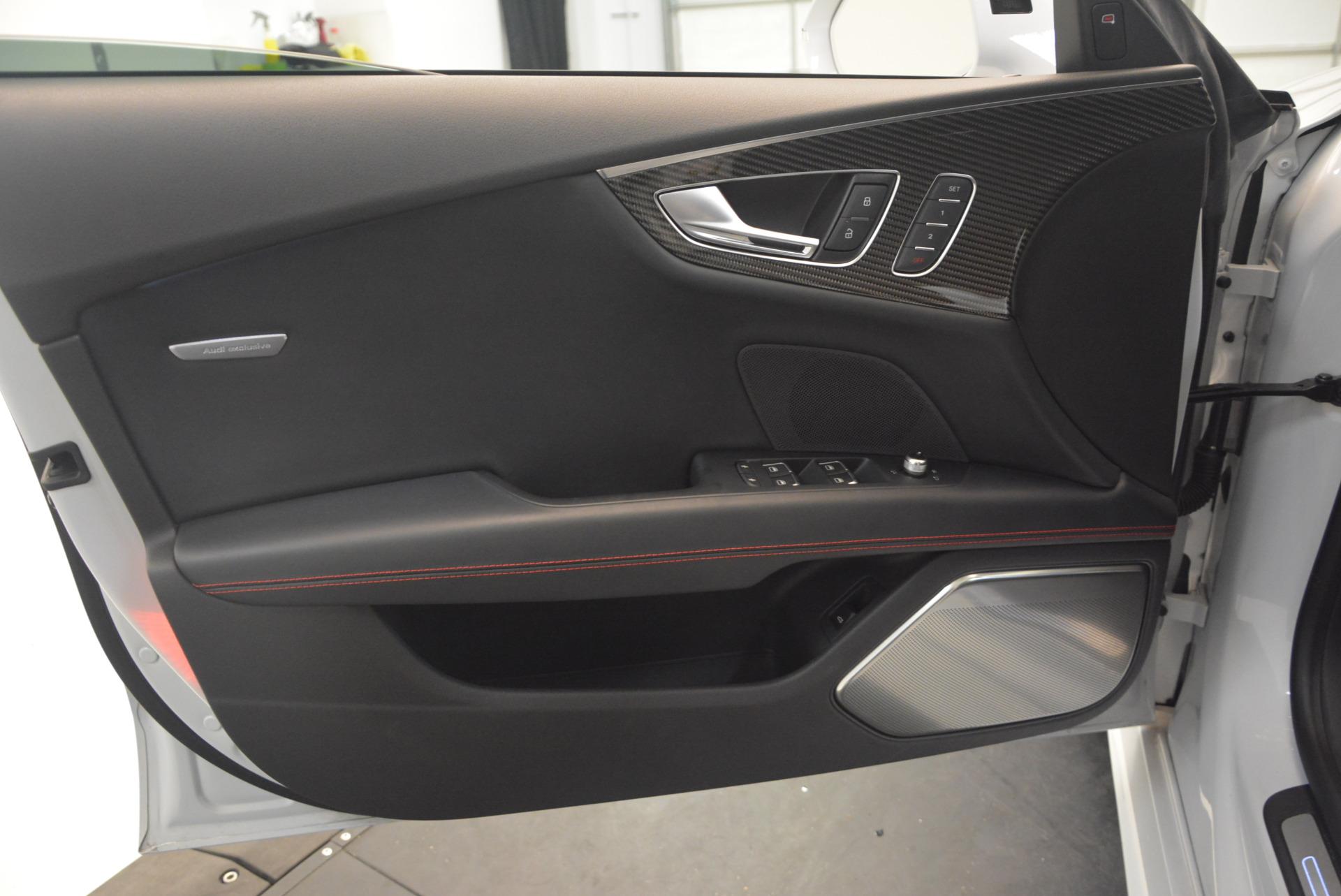 Used 2014 Audi RS 7 4.0T quattro Prestige For Sale In Greenwich, CT 1262_p22