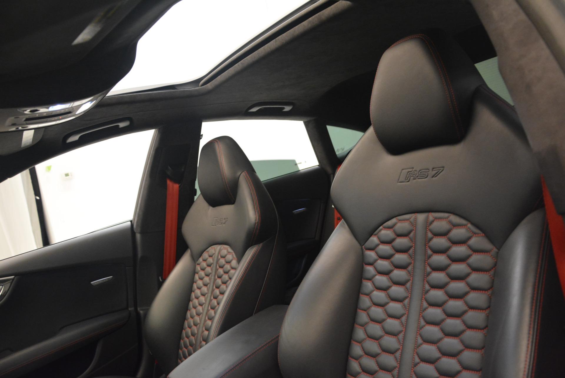 Used 2014 Audi RS 7 4.0T quattro Prestige For Sale In Greenwich, CT 1262_p23