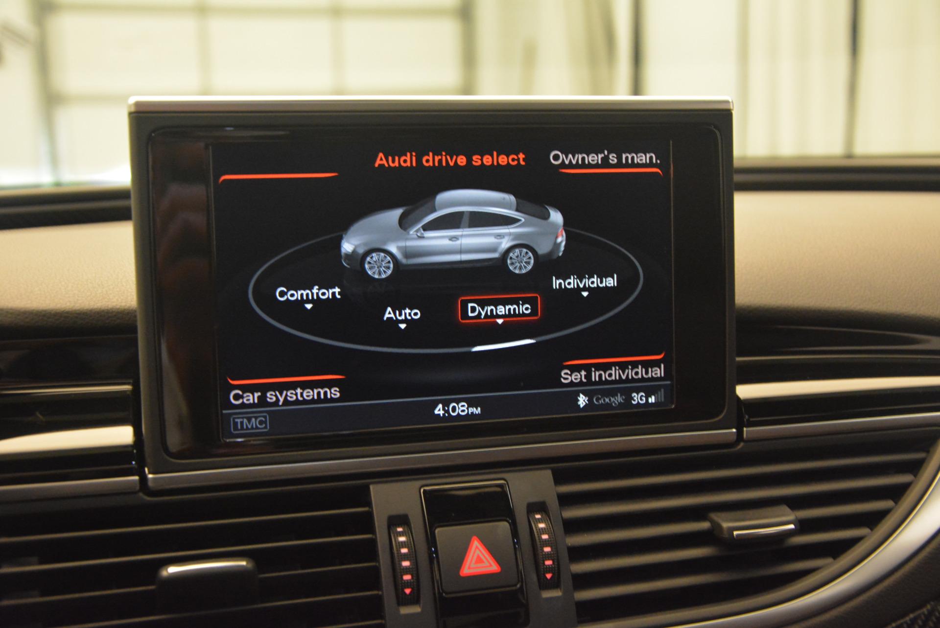 Used 2014 Audi RS 7 4.0T quattro Prestige For Sale In Greenwich, CT 1262_p27