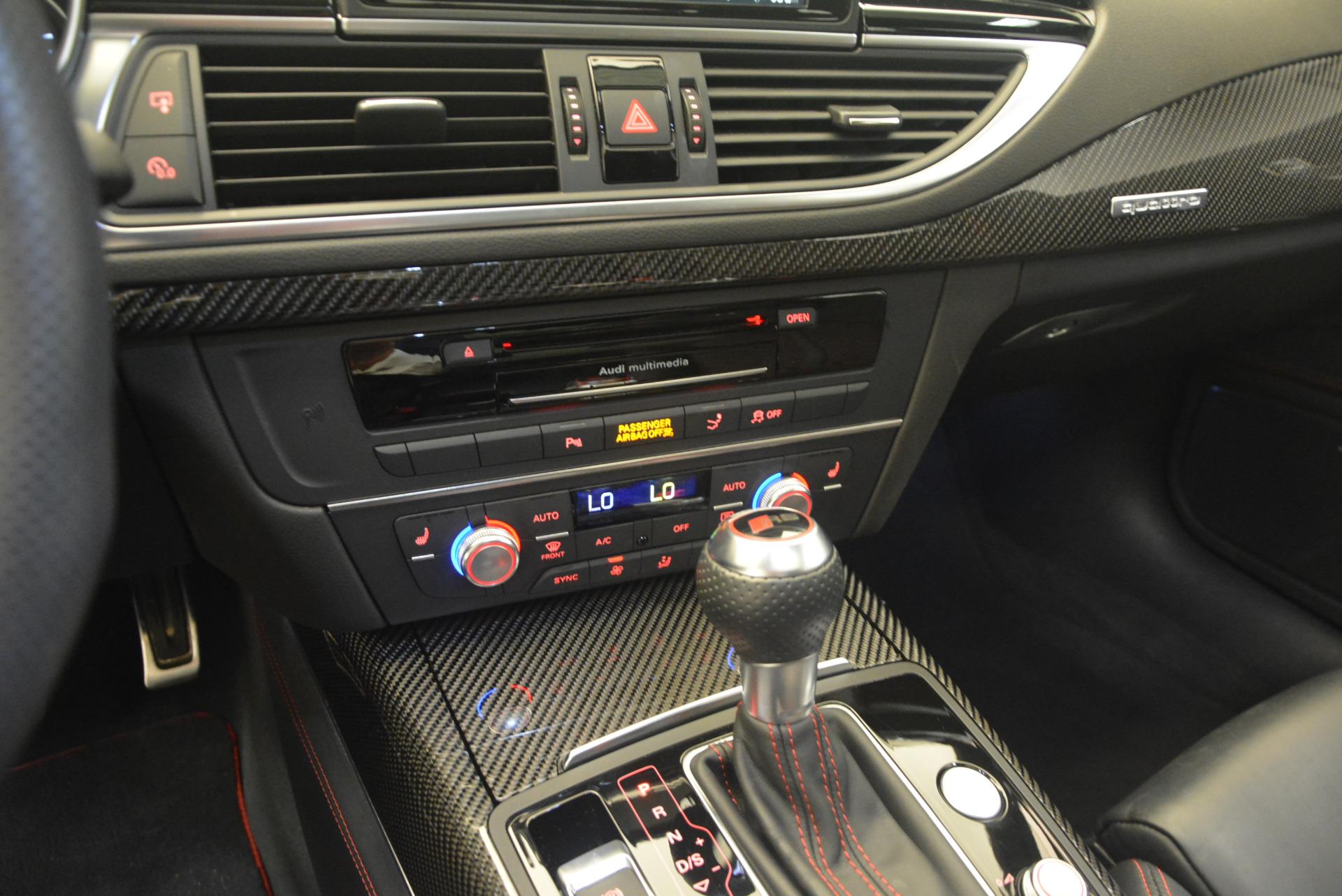 Used 2014 Audi RS 7 4.0T quattro Prestige For Sale In Greenwich, CT 1262_p28