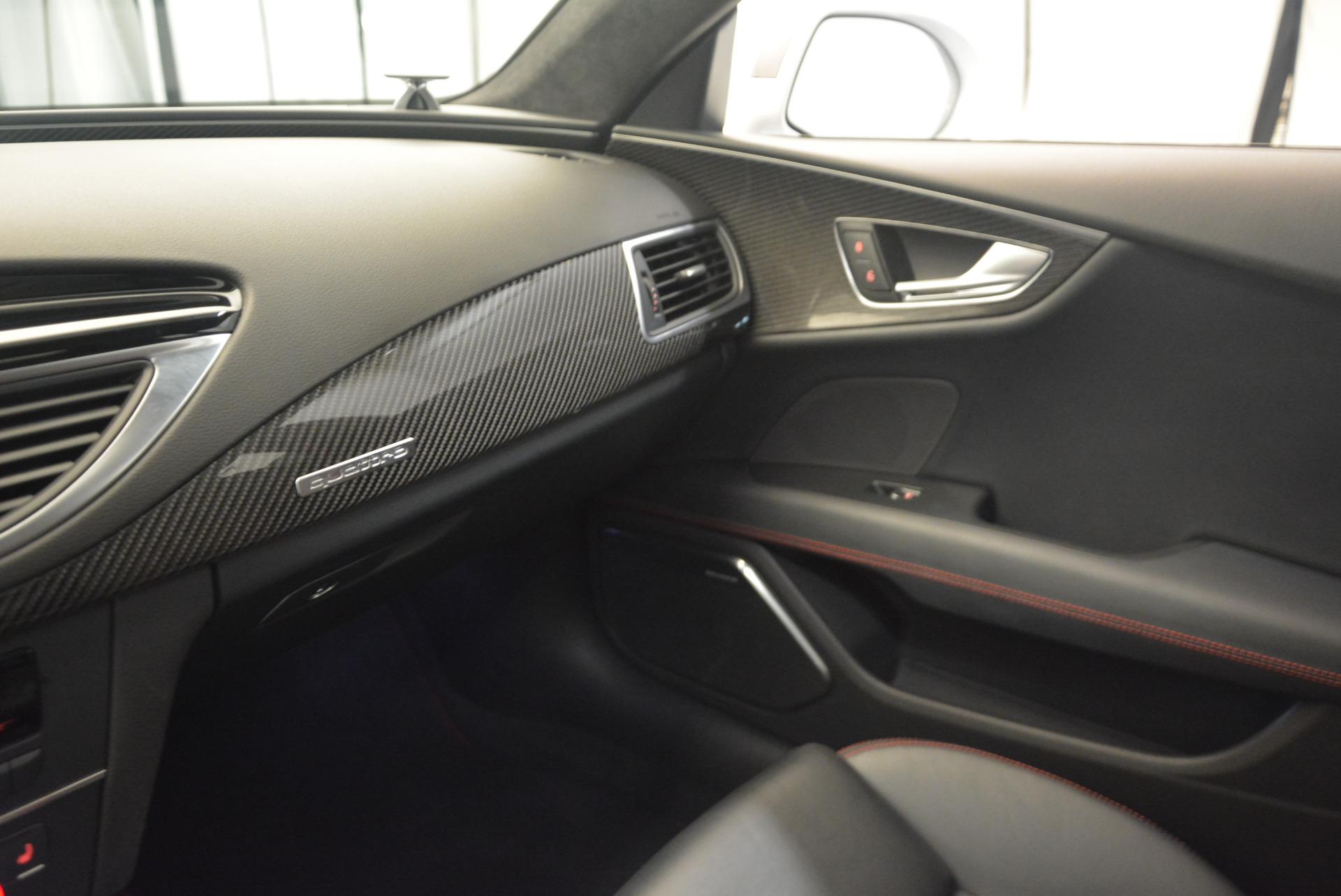 Used 2014 Audi RS 7 4.0T quattro Prestige For Sale In Greenwich, CT 1262_p30