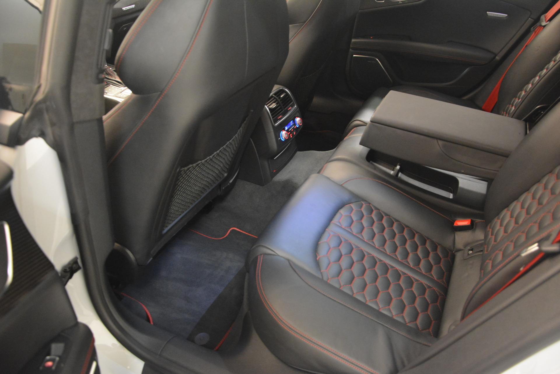 Used 2014 Audi RS 7 4.0T quattro Prestige For Sale In Greenwich, CT 1262_p33