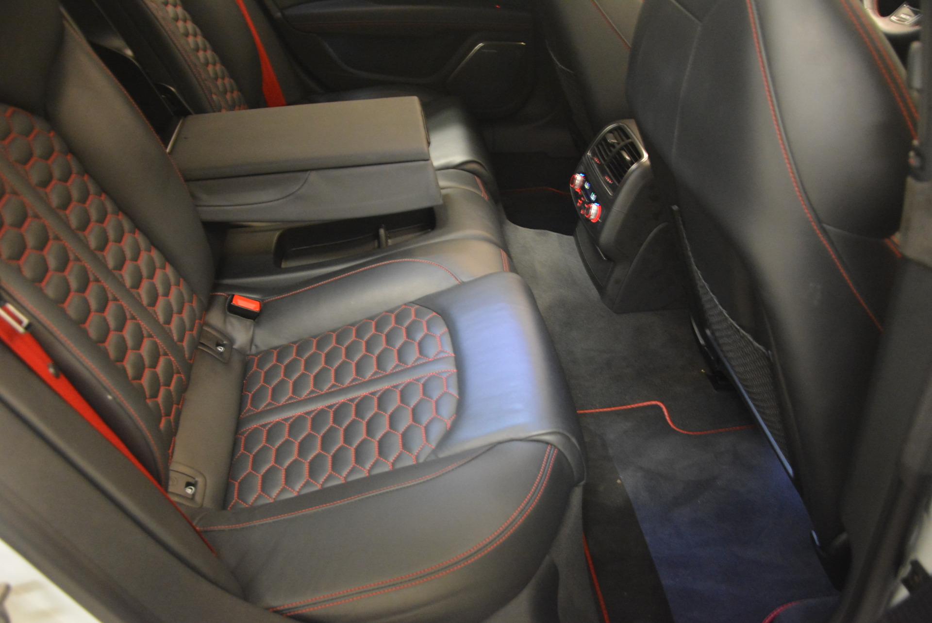 Used 2014 Audi RS 7 4.0T quattro Prestige For Sale In Greenwich, CT 1262_p38