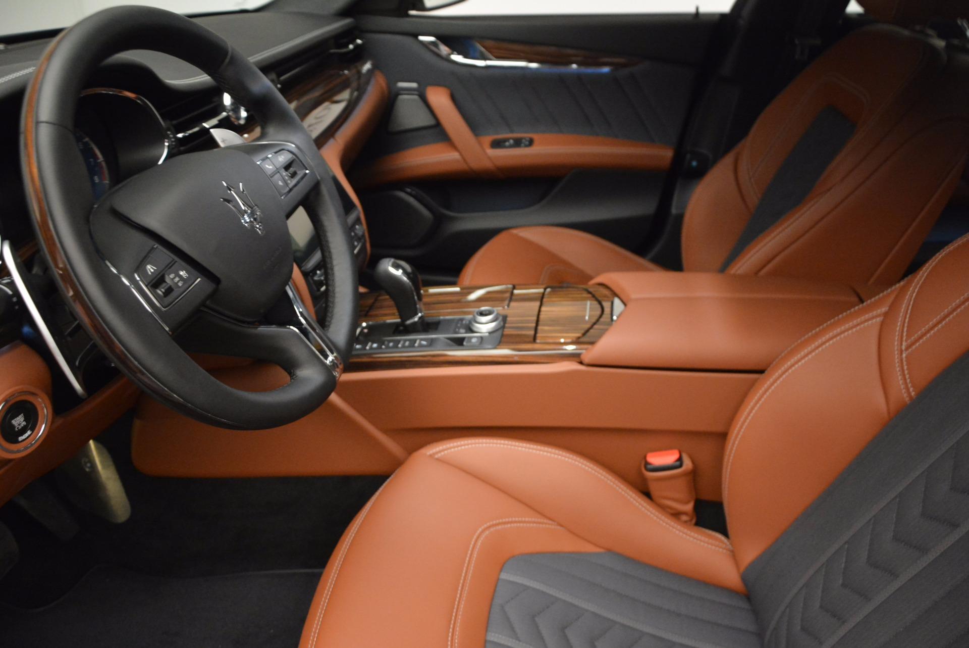 New 2017 Maserati Quattroporte S Q4 GranLusso For Sale In Greenwich, CT 1266_p15