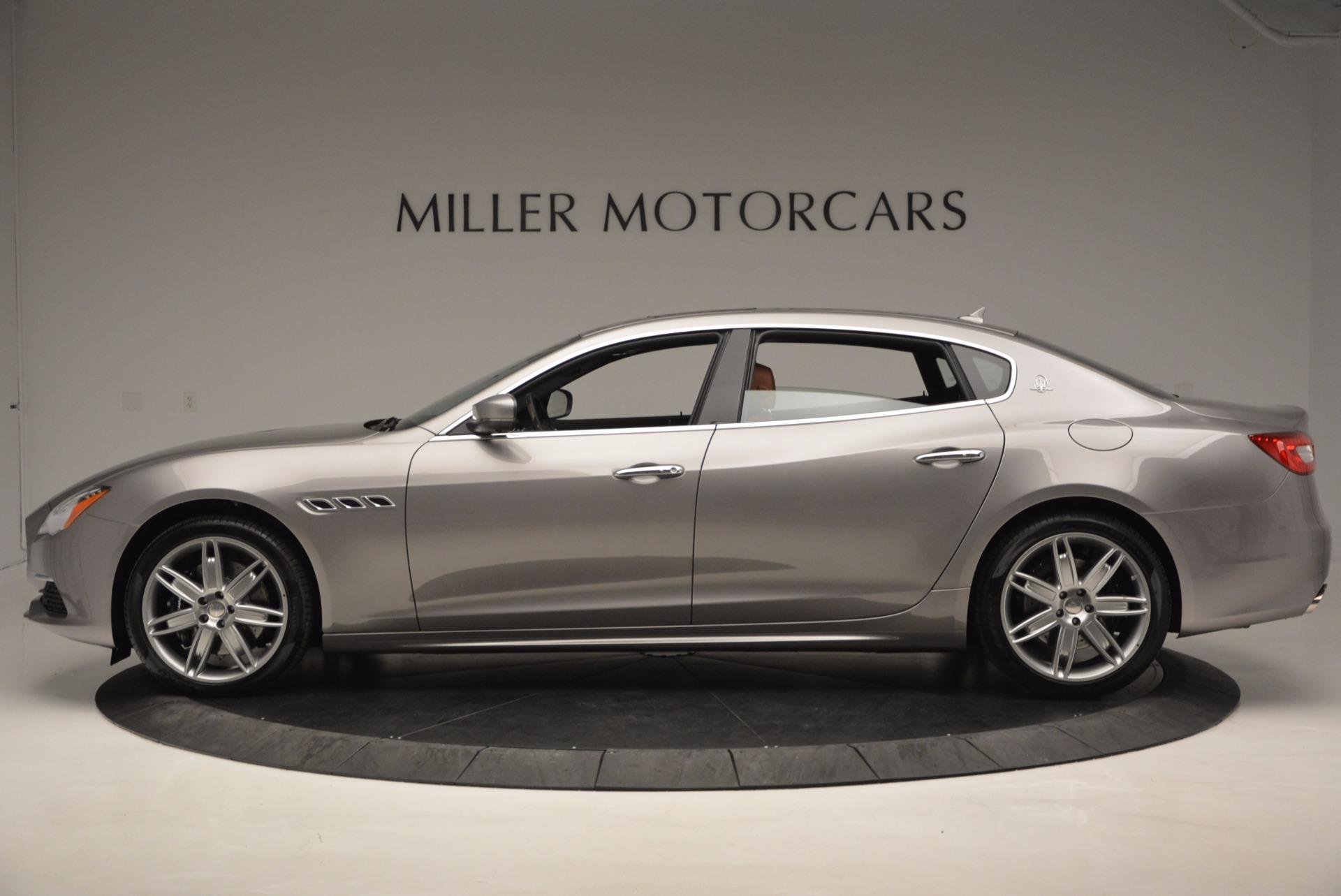 New 2017 Maserati Quattroporte S Q4 GranLusso For Sale In Greenwich, CT 1266_p3