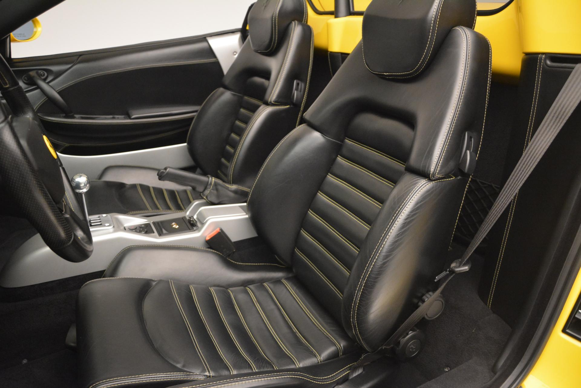 Used 2003 Ferrari 360 Spider 6-Speed Manual  For Sale In Greenwich, CT 127_p27