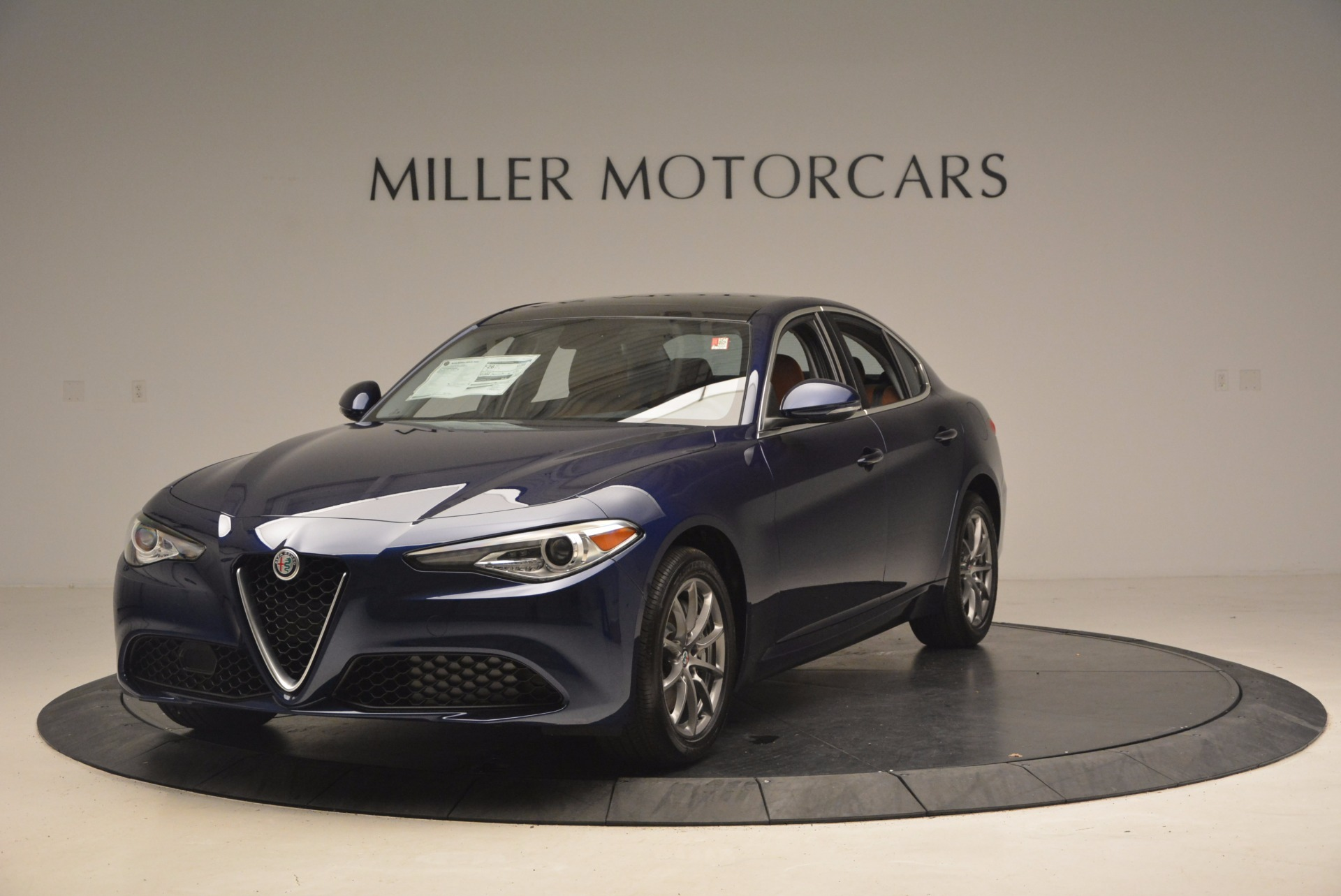 New 2017 Alfa Romeo Giulia Q4 For Sale In Greenwich, CT 1275_main