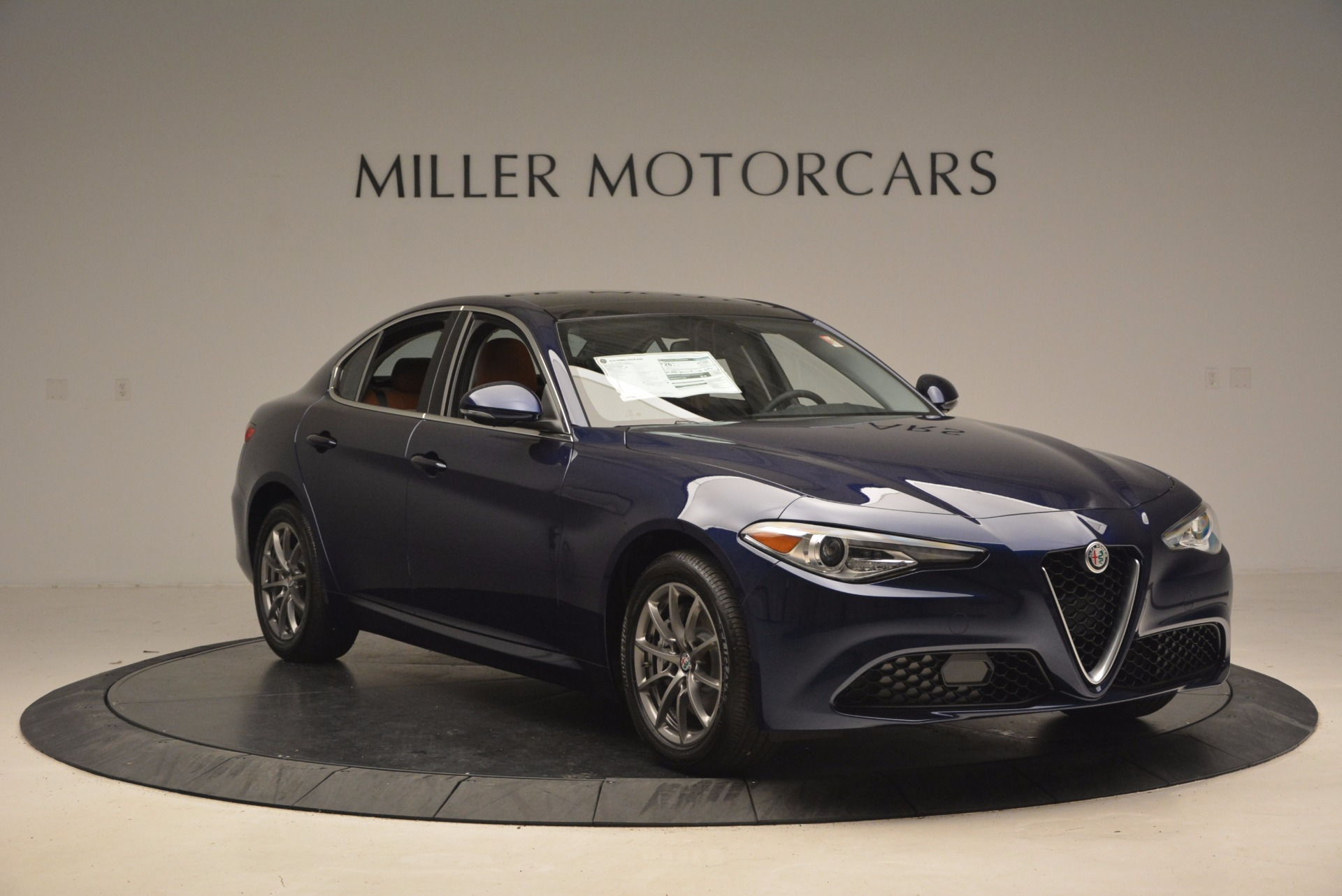 New 2017 Alfa Romeo Giulia Q4 For Sale In Greenwich, CT 1275_p12