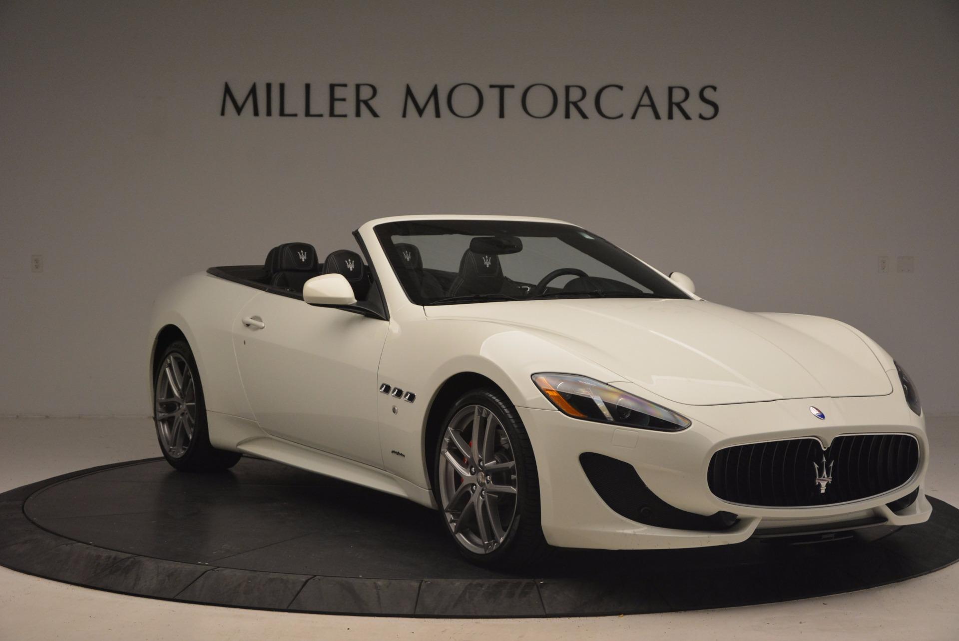 Used 2016 Maserati GranTurismo Sport For Sale In Greenwich, CT 1278_p12