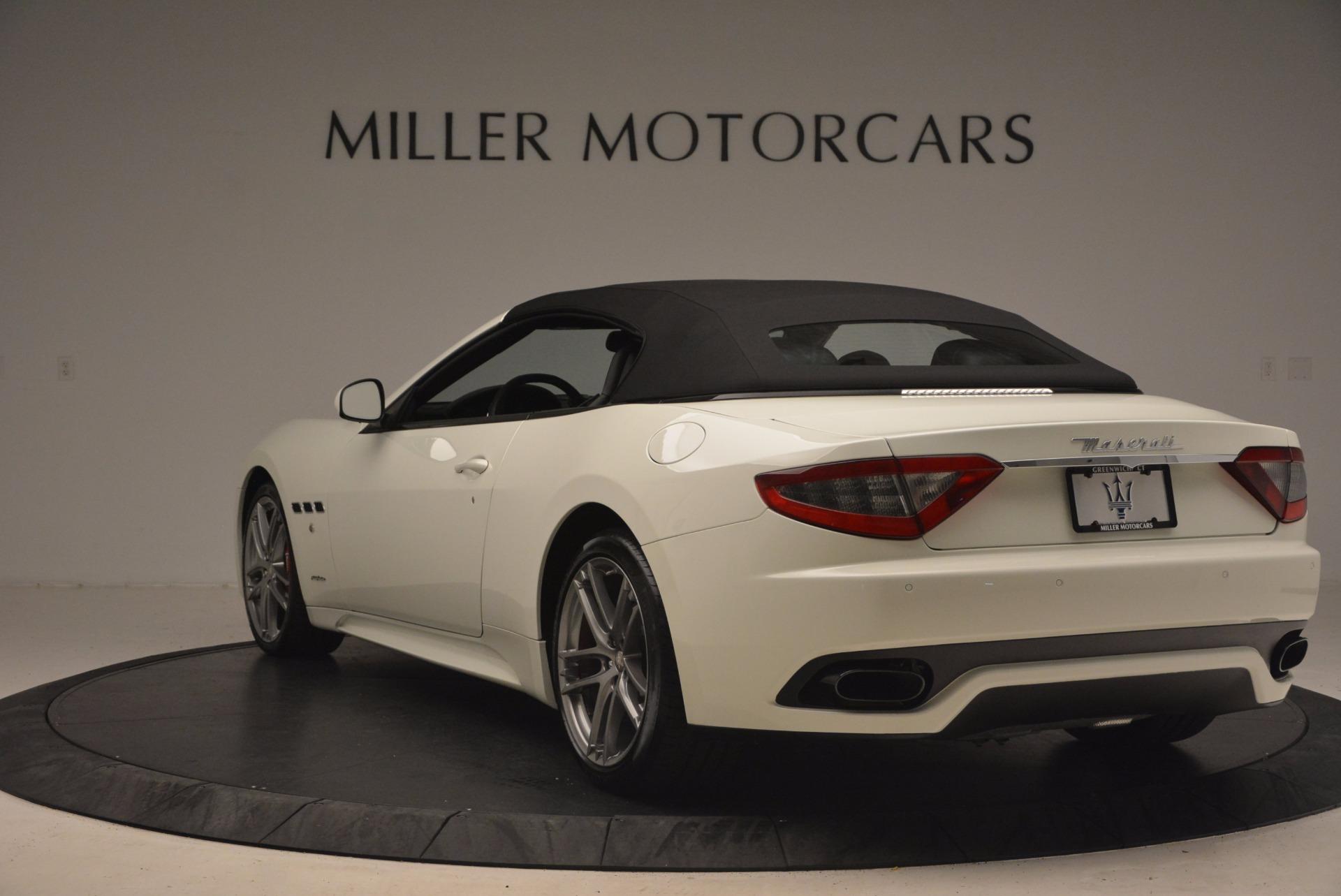 Used 2016 Maserati GranTurismo Sport For Sale In Greenwich, CT 1278_p18