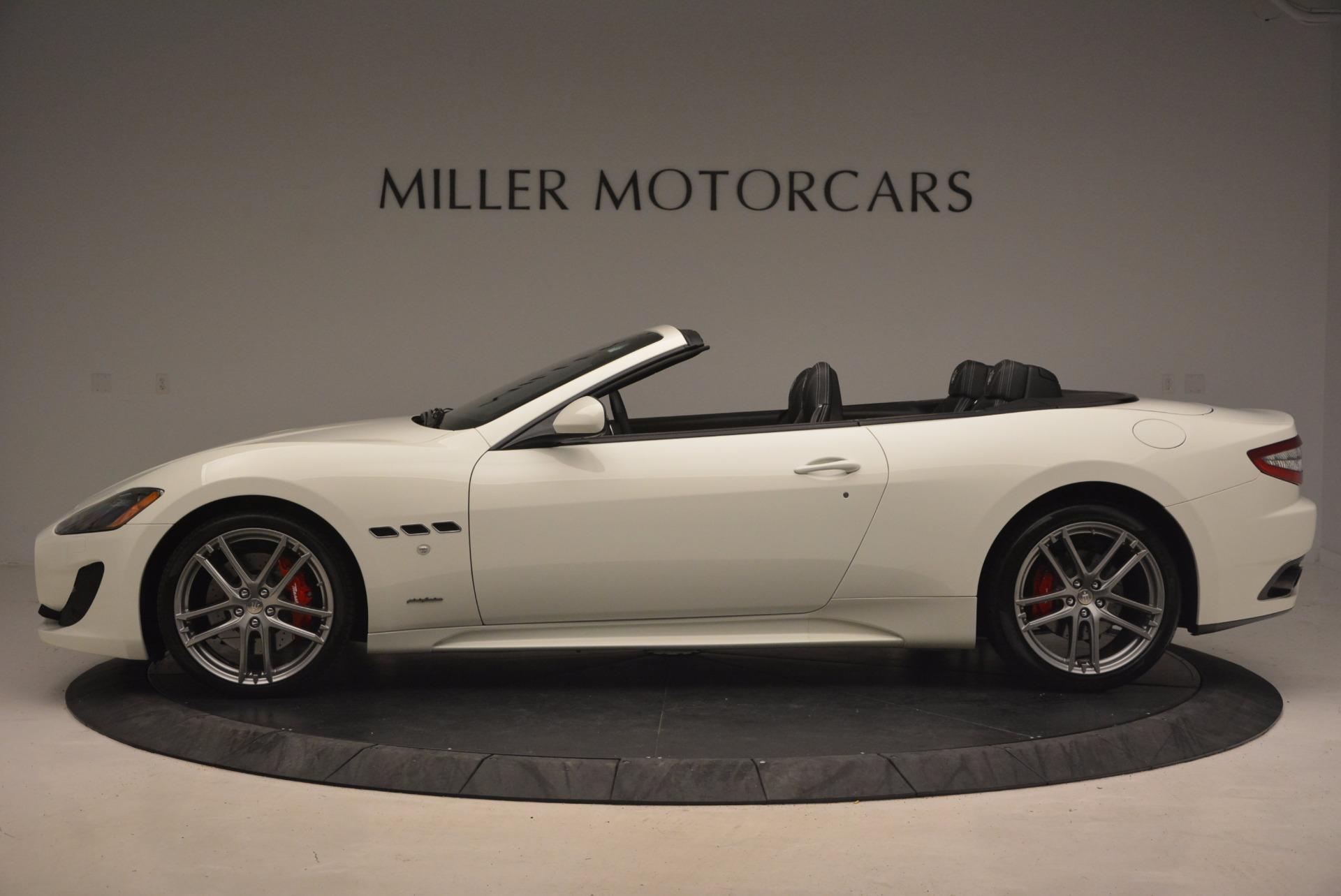 Used 2016 Maserati GranTurismo Sport For Sale In Greenwich, CT 1278_p3