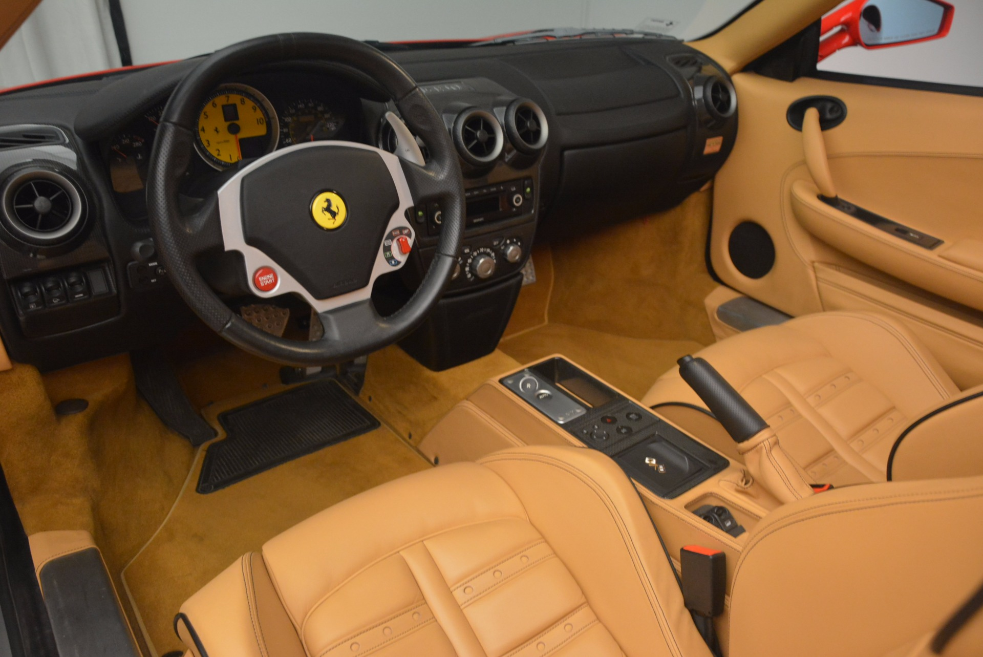 Used 2008 Ferrari F430 Spider For Sale In Greenwich, CT 1282_p25