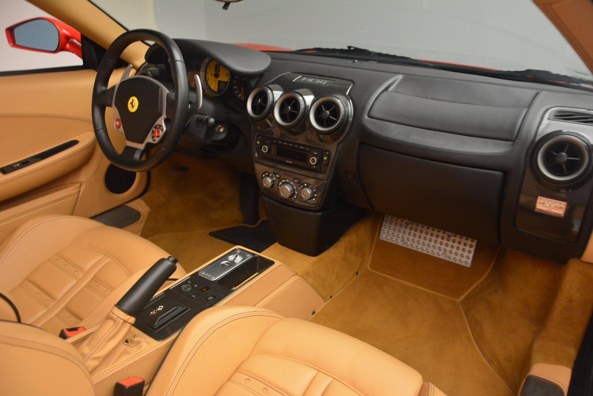 Used 2008 Ferrari F430 Spider For Sale In Greenwich, CT 1282_p29