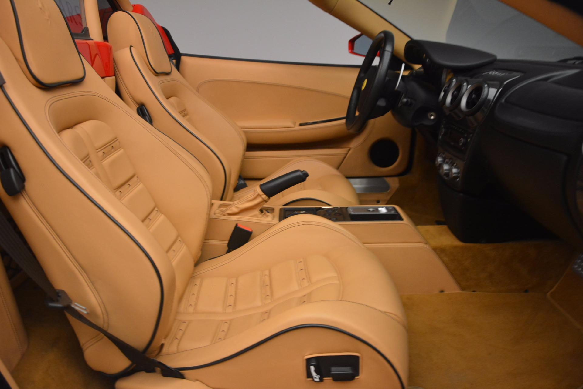 Used 2008 Ferrari F430 Spider For Sale In Greenwich, CT 1282_p30
