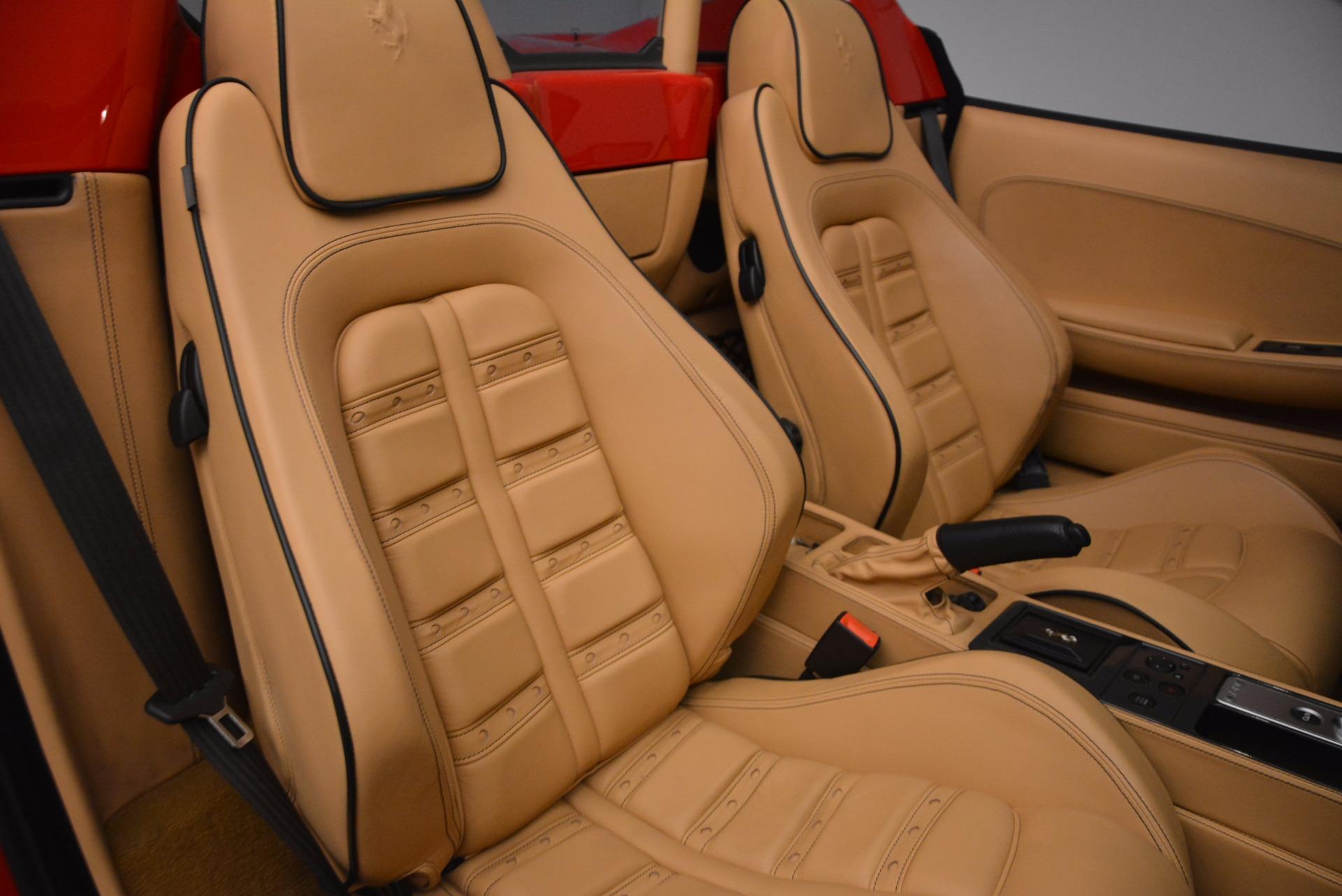 Used 2008 Ferrari F430 Spider For Sale In Greenwich, CT 1282_p31