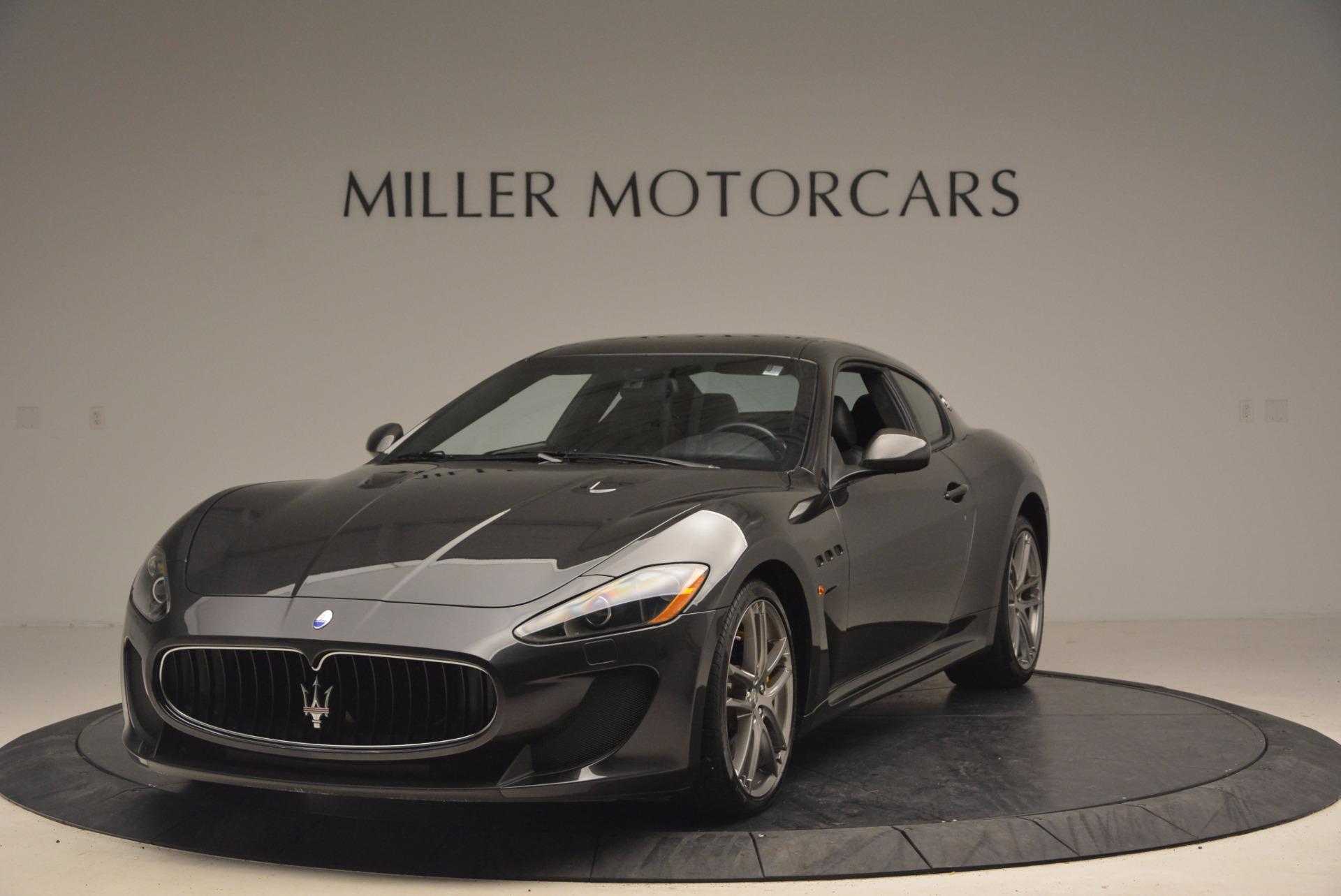 Used 2012 Maserati GranTurismo MC For Sale In Greenwich, CT 1284_main