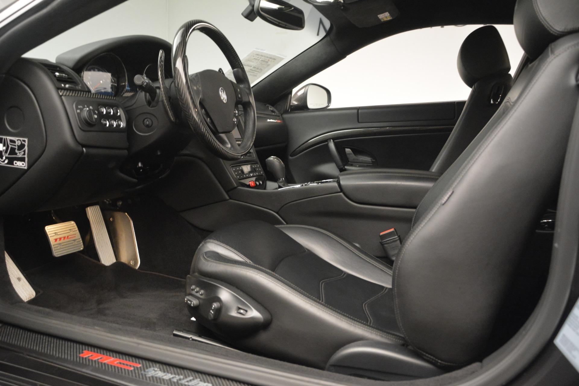 Used 2012 Maserati GranTurismo MC For Sale In Greenwich, CT 1284_p14