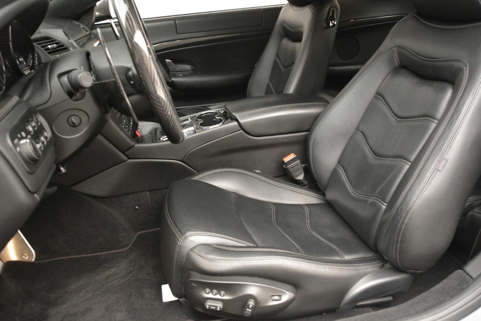 Used 2012 Maserati GranTurismo MC For Sale In Greenwich, CT 1284_p15