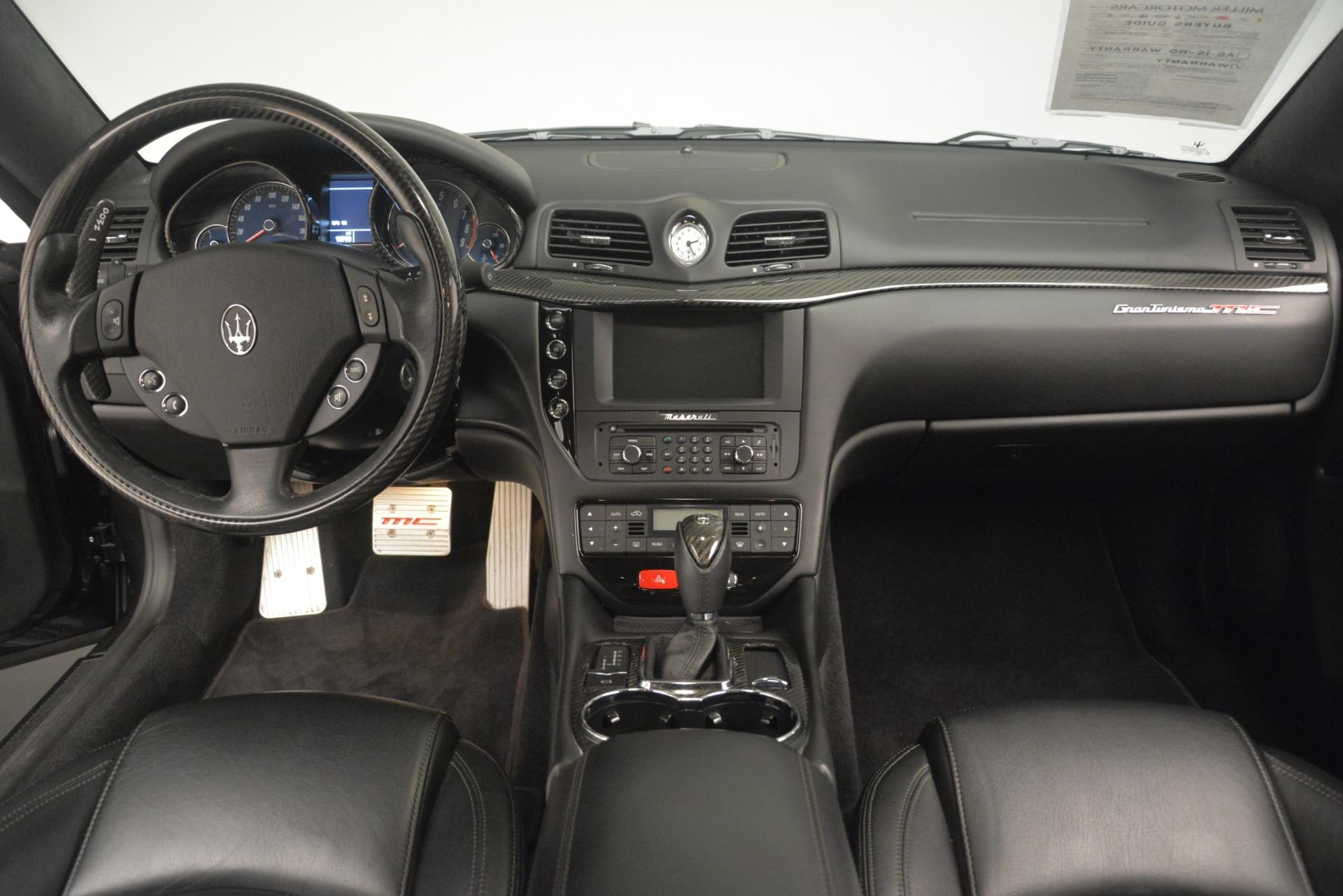 Used 2012 Maserati GranTurismo MC For Sale In Greenwich, CT 1284_p16