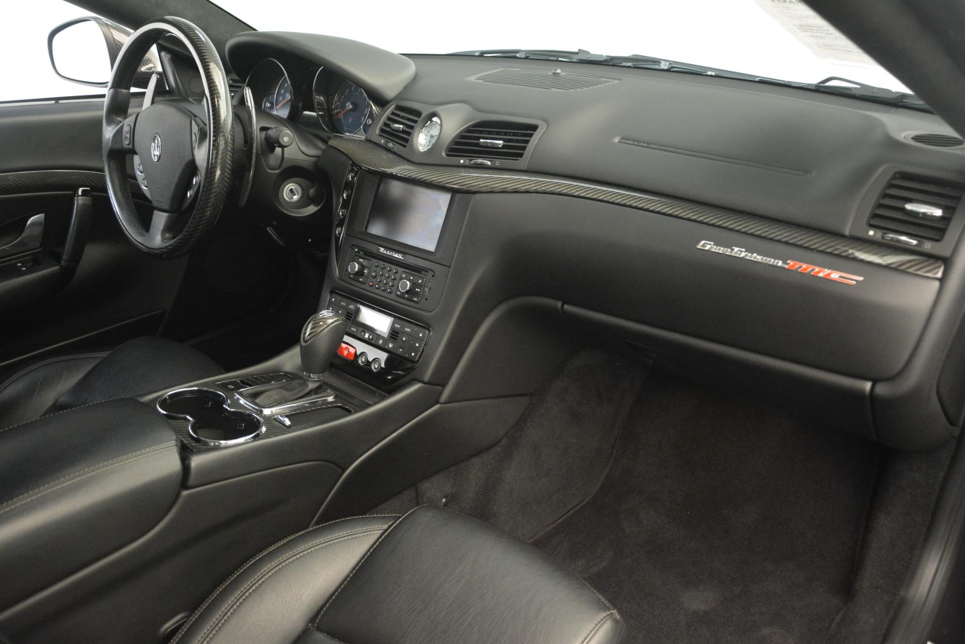 Used 2012 Maserati GranTurismo MC For Sale In Greenwich, CT 1284_p20