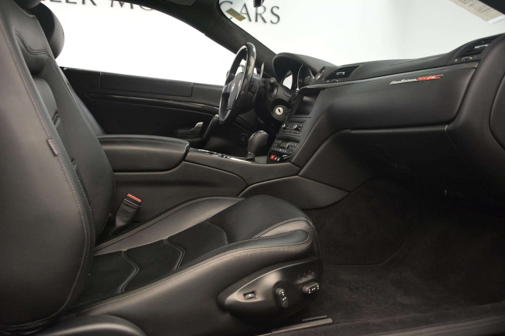 Used 2012 Maserati GranTurismo MC For Sale In Greenwich, CT 1284_p21