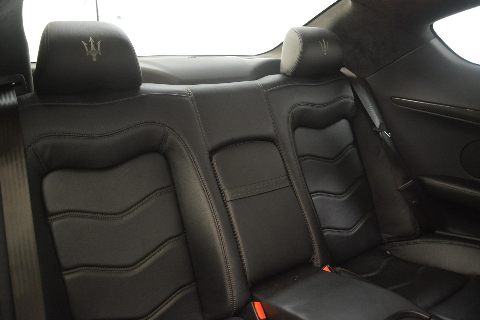 Used 2012 Maserati GranTurismo MC For Sale In Greenwich, CT 1284_p23