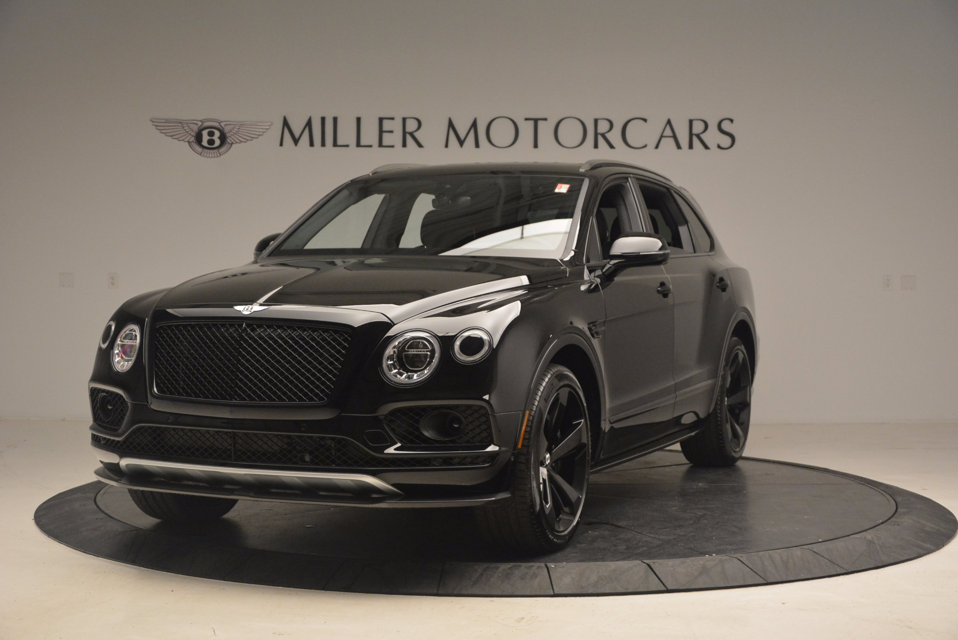 New 2018 Bentley Bentayga Black Edition For Sale In Greenwich, CT 1287_main