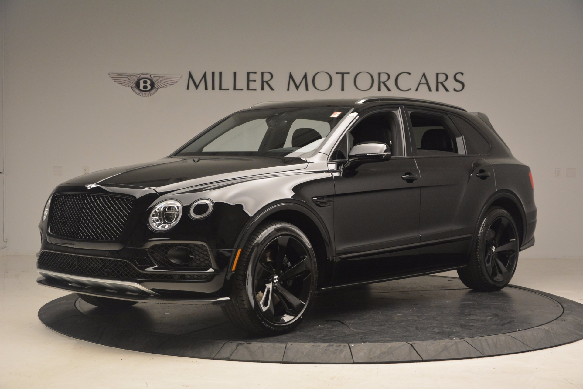 New 2018 Bentley Bentayga Black Edition For Sale In Greenwich, CT 1287_p2
