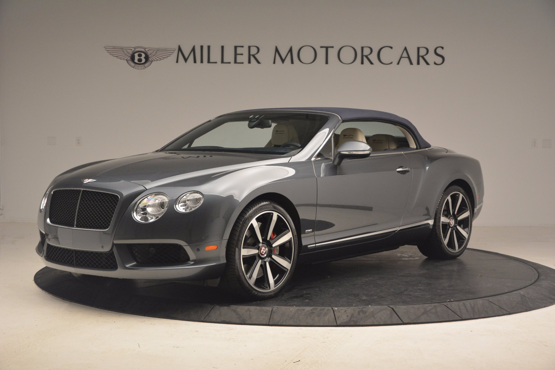 Used 2013 Bentley Continental GT V8 Le Mans Edition, 1 of 48 For Sale In Greenwich, CT 1288_p15