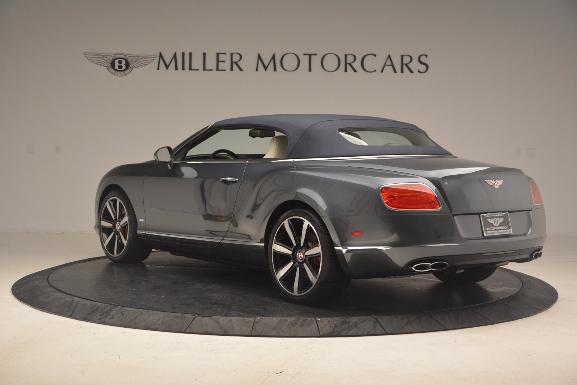 Used 2013 Bentley Continental GT V8 Le Mans Edition, 1 of 48 For Sale In Greenwich, CT 1288_p17