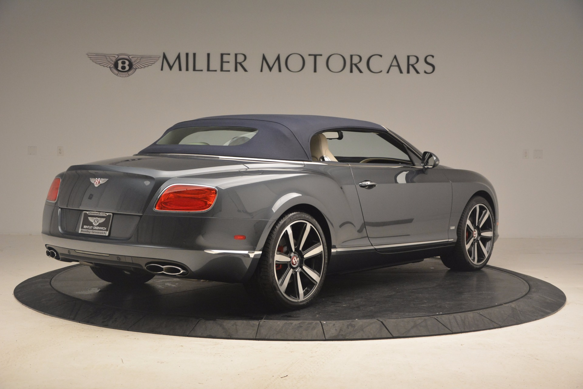 Used 2013 Bentley Continental GT V8 Le Mans Edition, 1 of 48 For Sale In Greenwich, CT 1288_p21