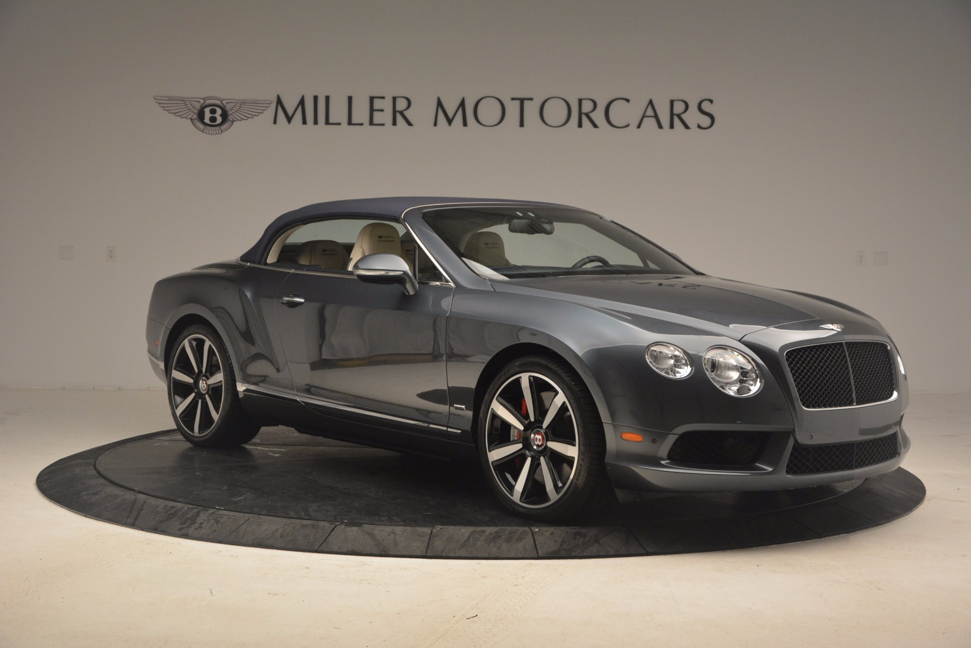 Used 2013 Bentley Continental GT V8 Le Mans Edition, 1 of 48 For Sale In Greenwich, CT 1288_p23