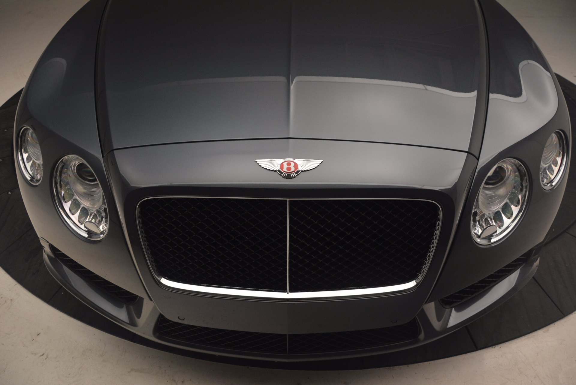 Used 2013 Bentley Continental GT V8 Le Mans Edition, 1 of 48 For Sale In Greenwich, CT 1288_p25
