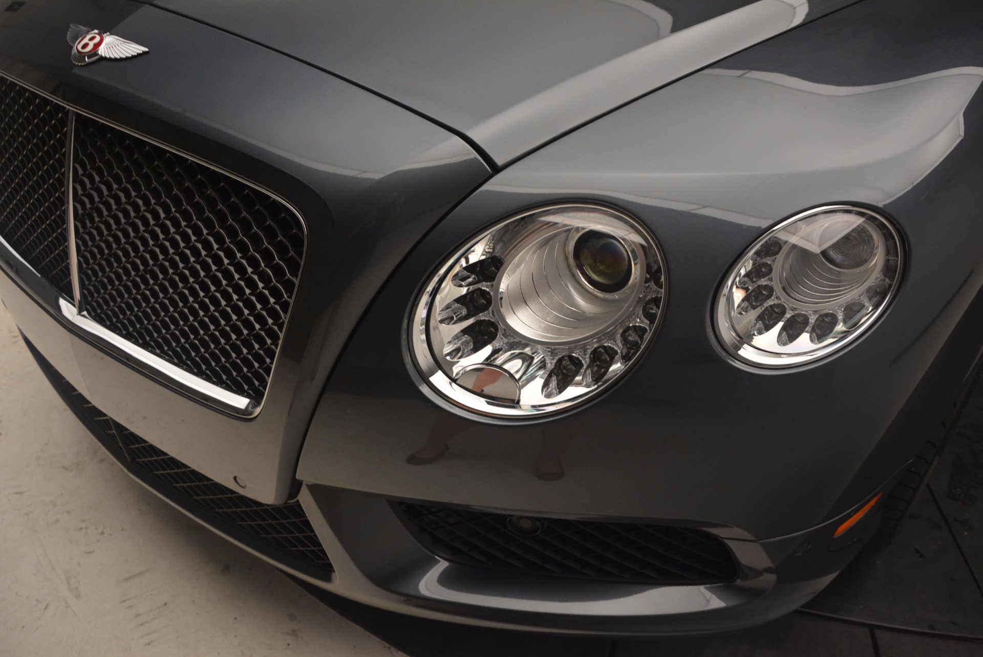 Used 2013 Bentley Continental GT V8 Le Mans Edition, 1 of 48 For Sale In Greenwich, CT 1288_p27