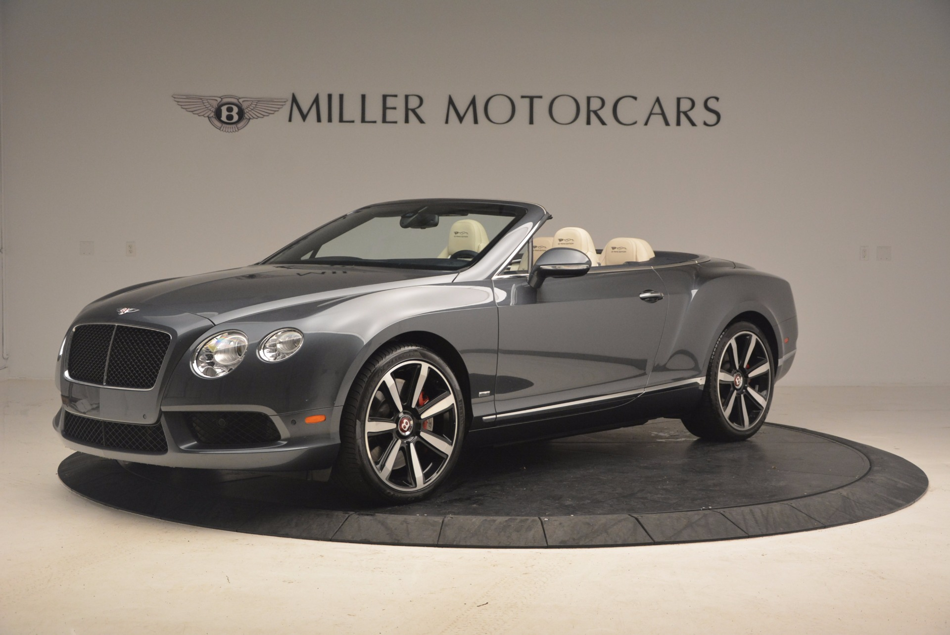 Used 2013 Bentley Continental GT V8 Le Mans Edition, 1 of 48 For Sale In Greenwich, CT 1288_p2