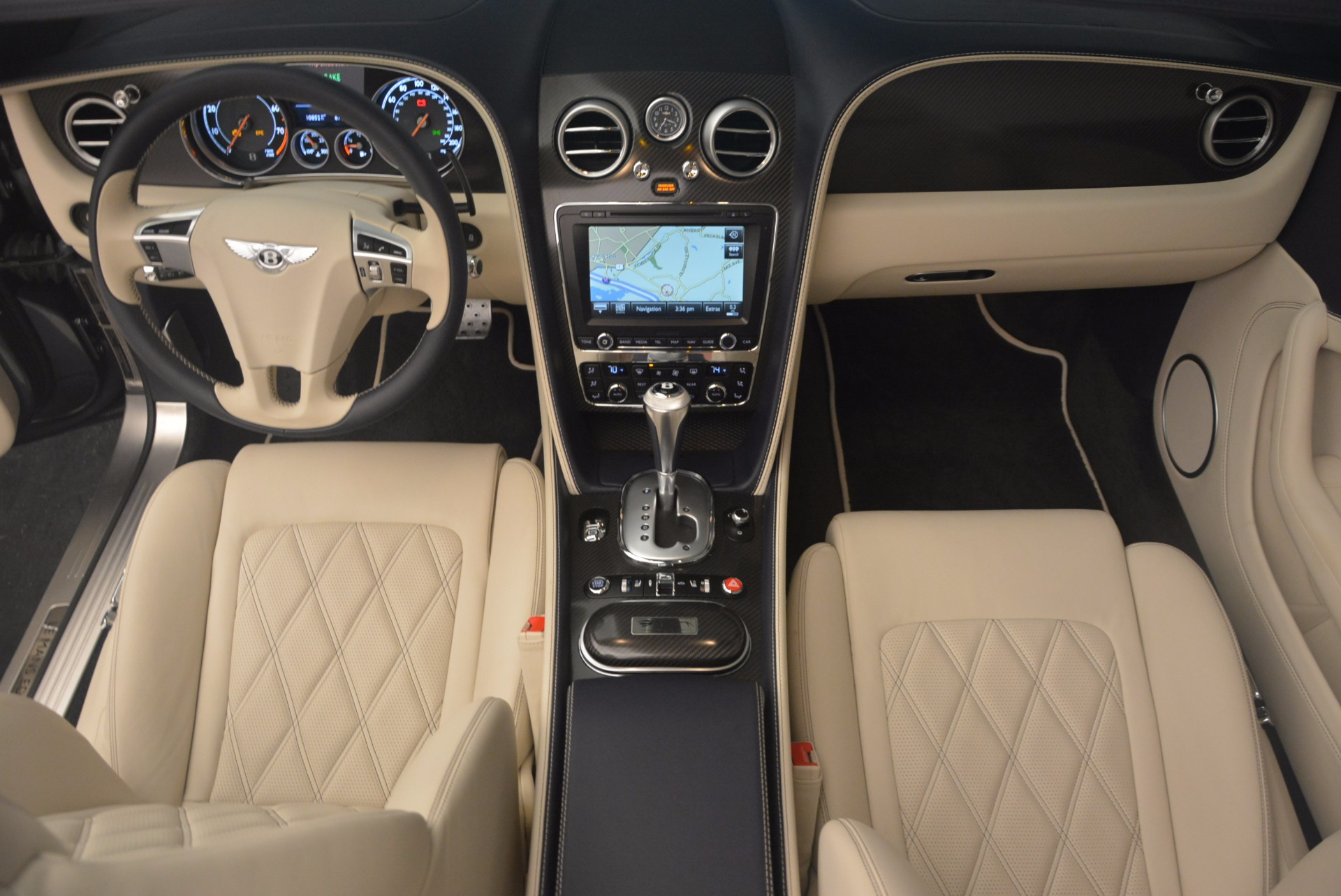 Used 2013 Bentley Continental GT V8 Le Mans Edition, 1 of 48 For Sale In Greenwich, CT 1288_p37
