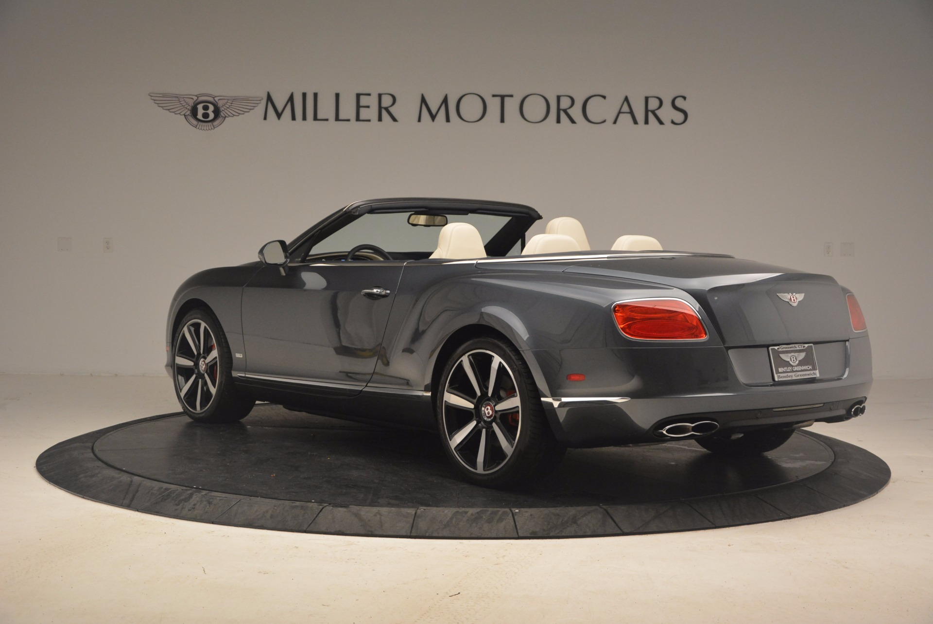 Used 2013 Bentley Continental GT V8 Le Mans Edition, 1 of 48 For Sale In Greenwich, CT 1288_p4