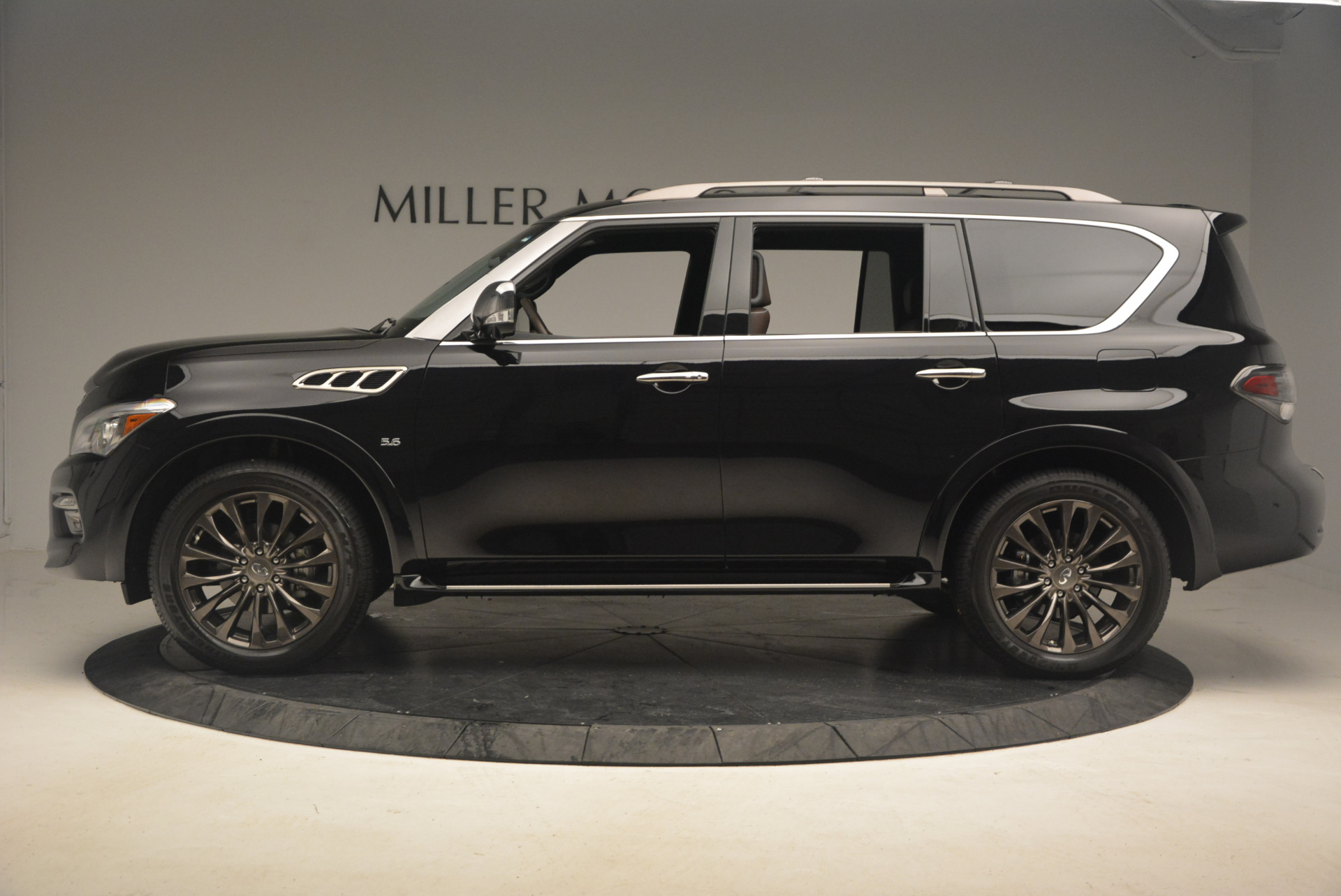 Used 2015 INFINITI QX80 Limited 4WD For Sale In Greenwich, CT 1289_p3