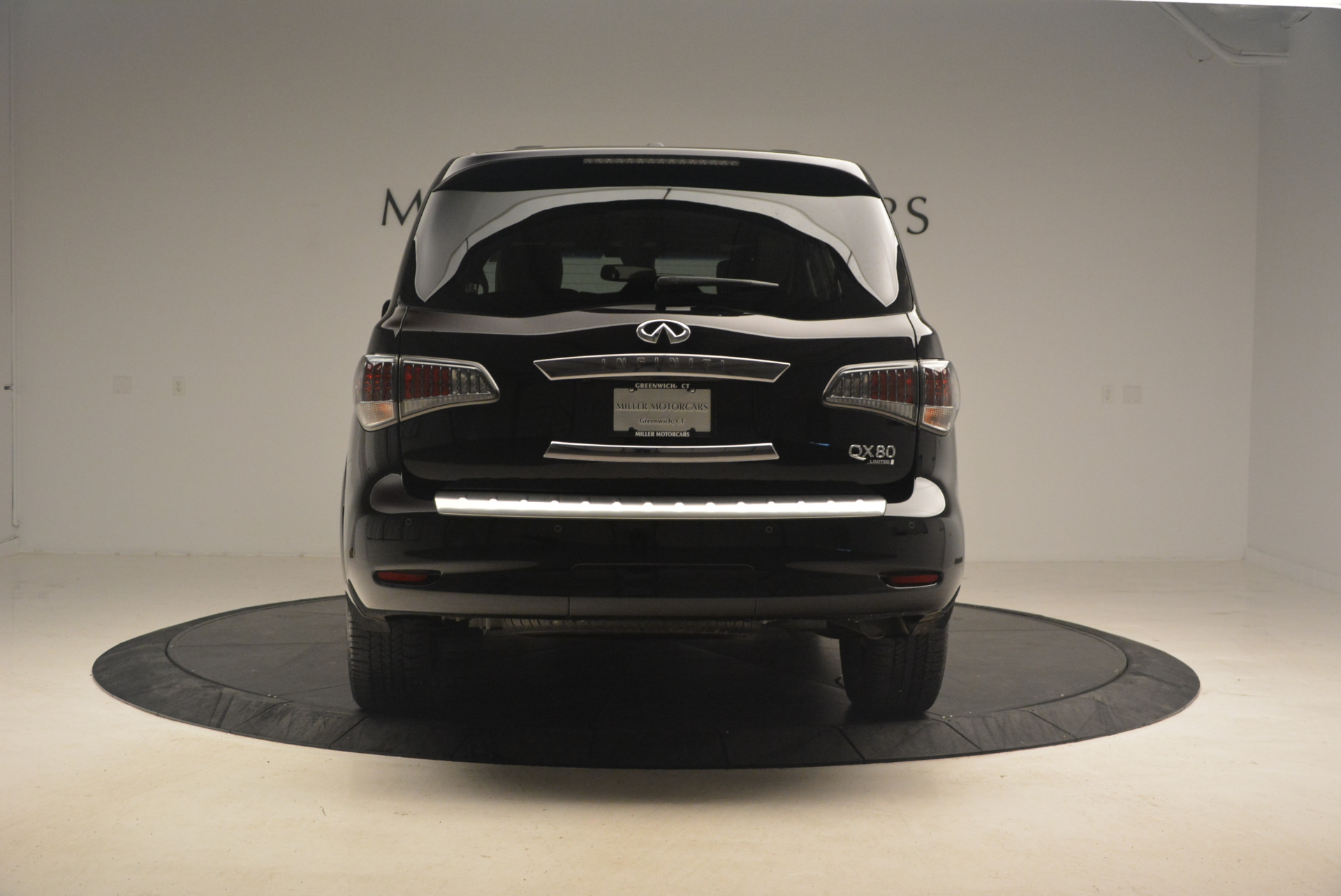 Used 2015 INFINITI QX80 Limited 4WD For Sale In Greenwich, CT 1289_p6