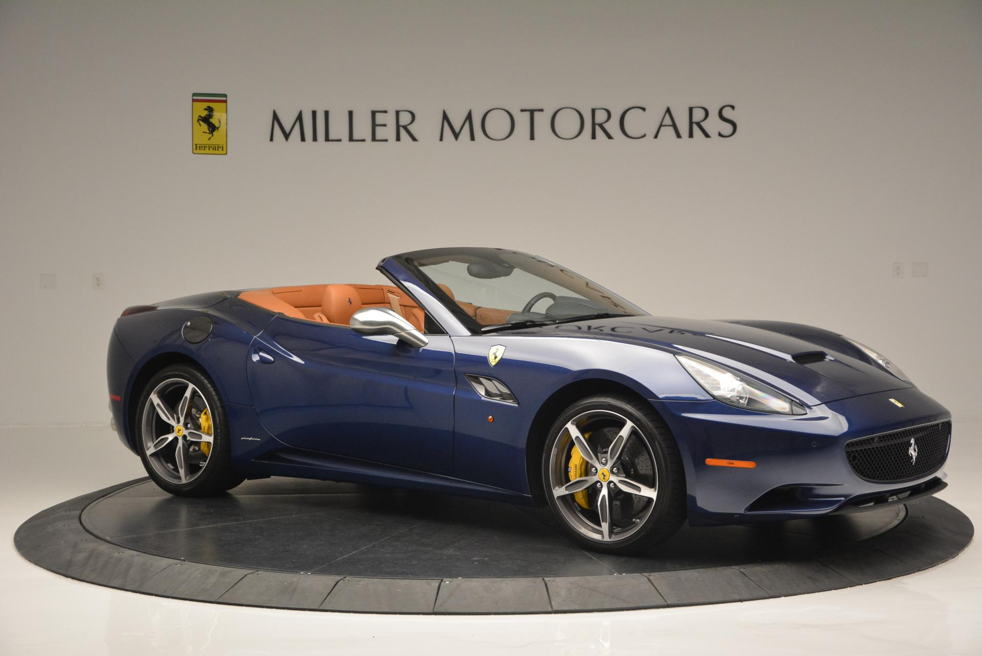 Used 2013 Ferrari California 30  For Sale In Greenwich, CT 129_p10