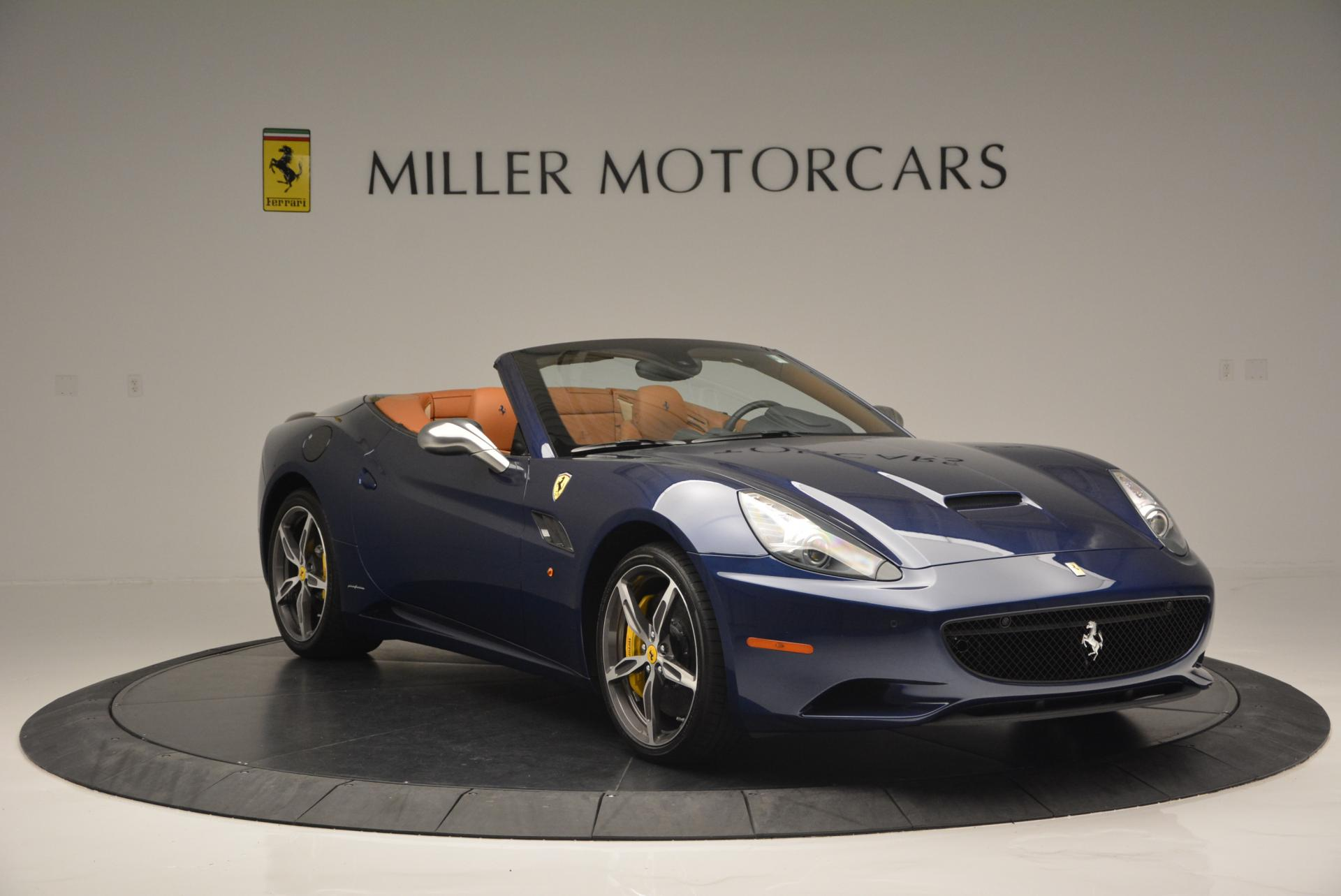 Used 2013 Ferrari California 30  For Sale In Greenwich, CT 129_p11