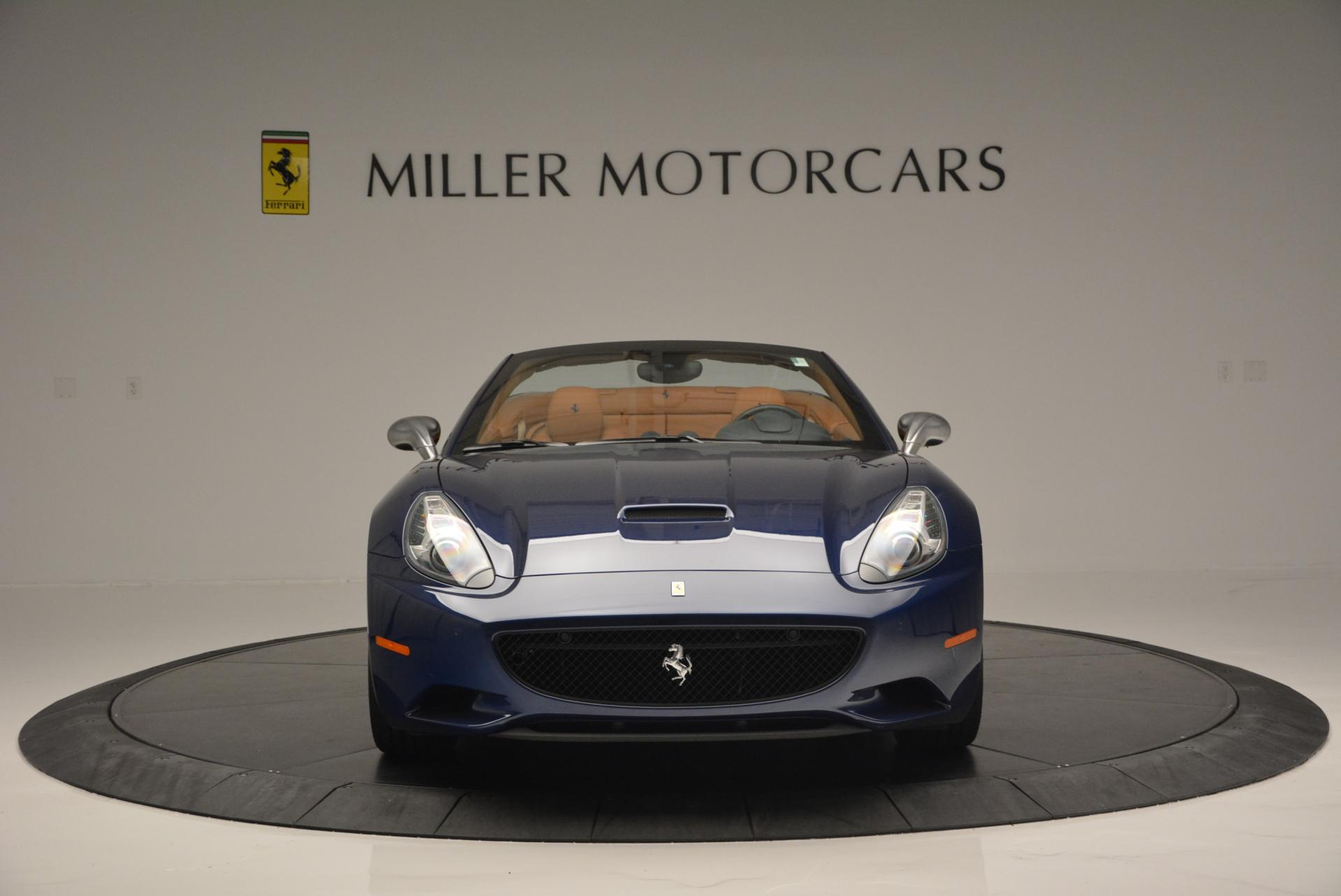 Used 2013 Ferrari California 30  For Sale In Greenwich, CT 129_p12