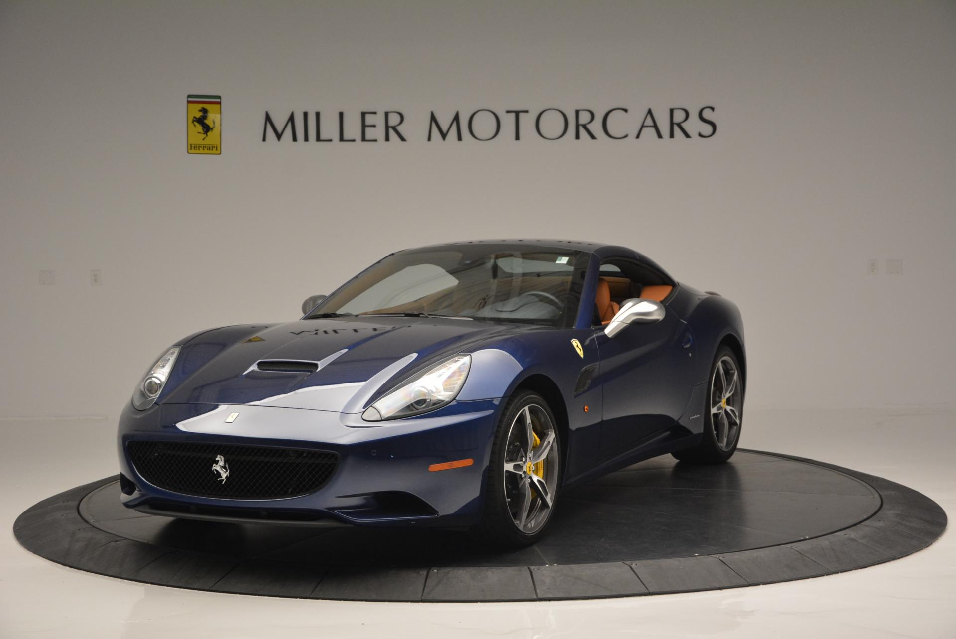 Used 2013 Ferrari California 30  For Sale In Greenwich, CT 129_p13