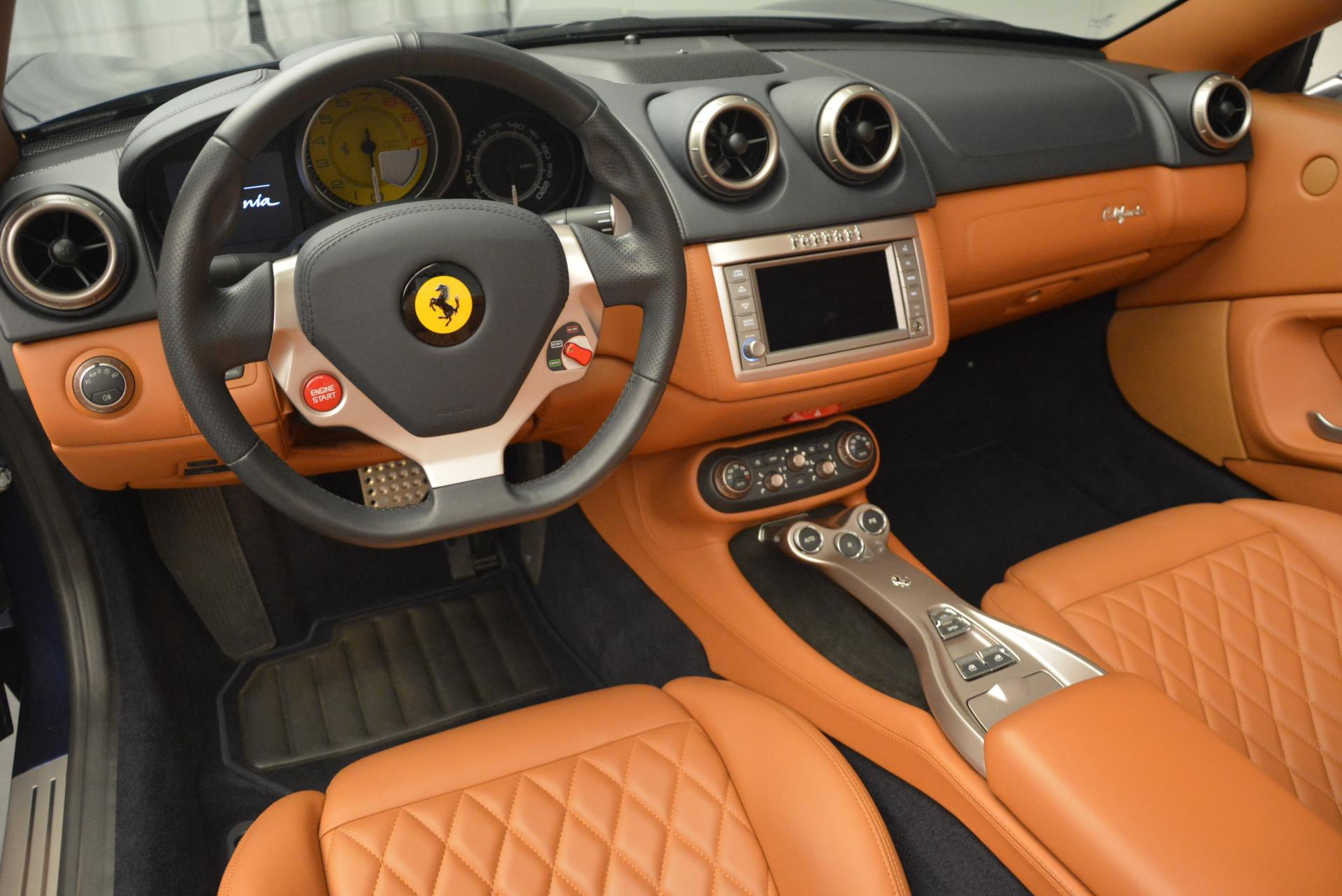 Used 2013 Ferrari California 30  For Sale In Greenwich, CT 129_p29